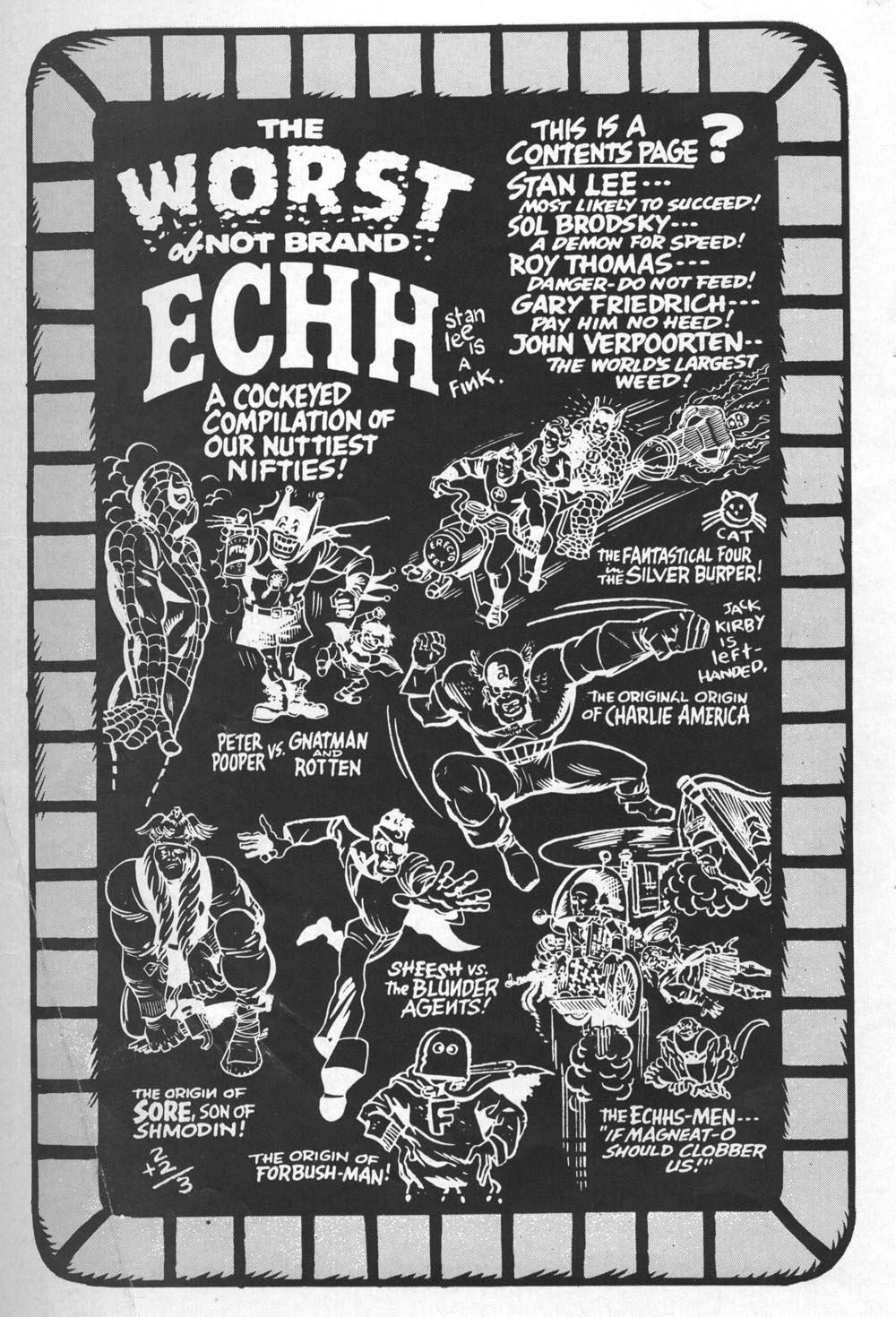 Not Brand Echh #10 #5 - English 2