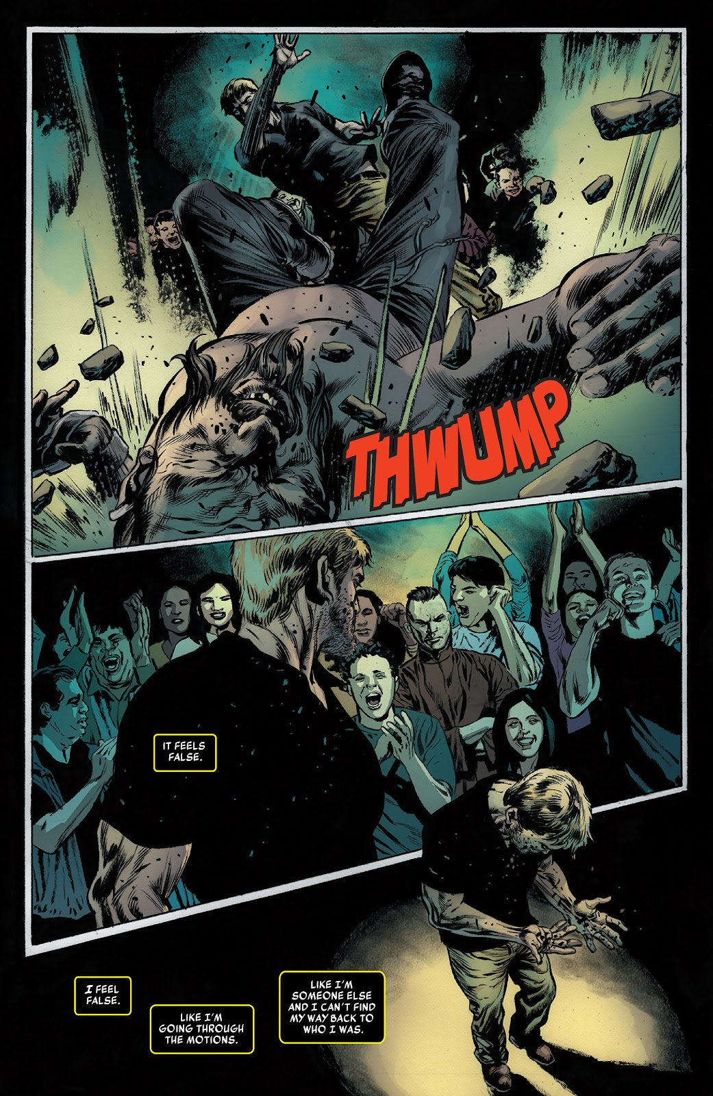 Iron Fist (2017) Issue #1 #1 - English 13