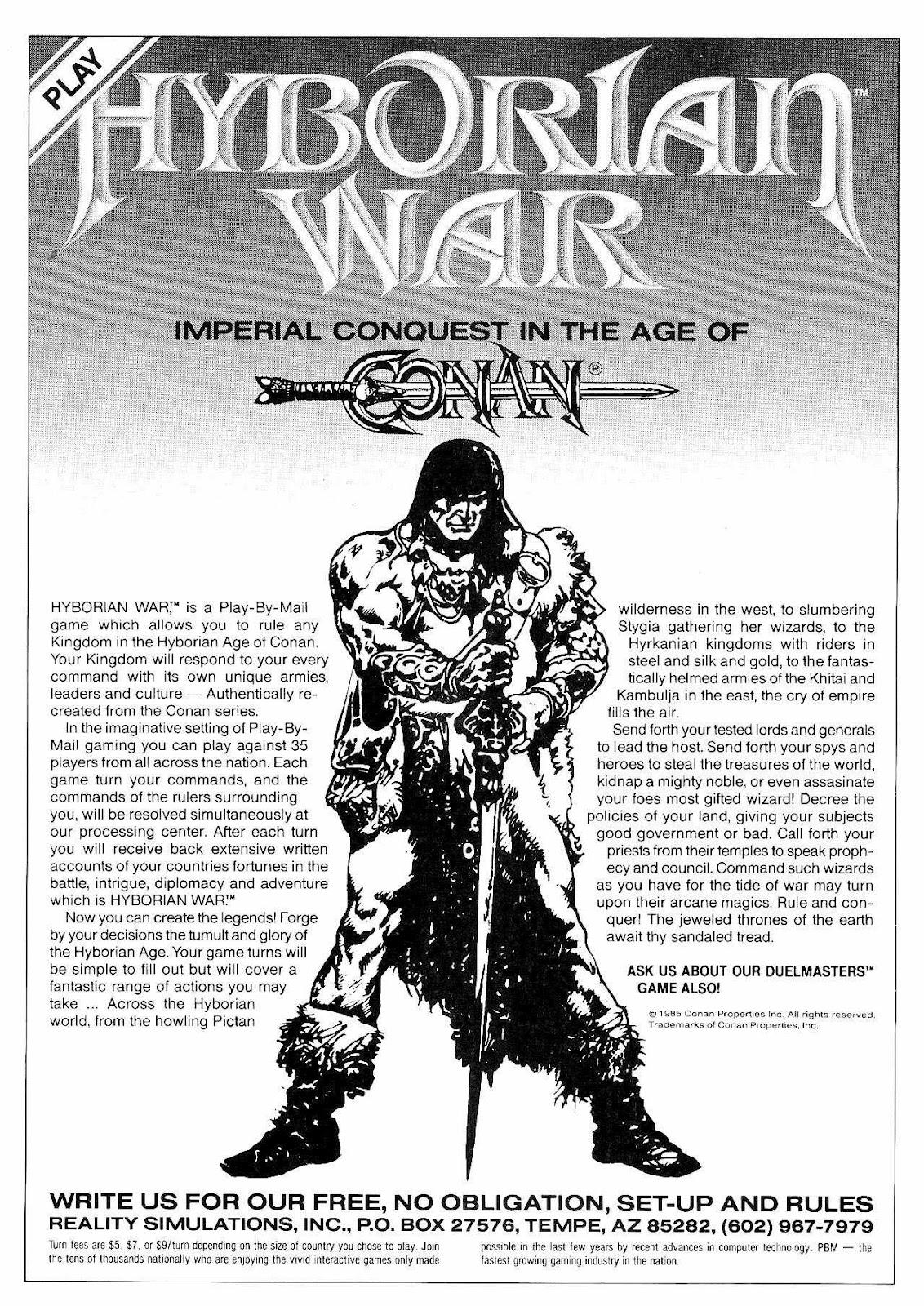 The Savage Sword Of Conan Issue #210 #211 - English 67
