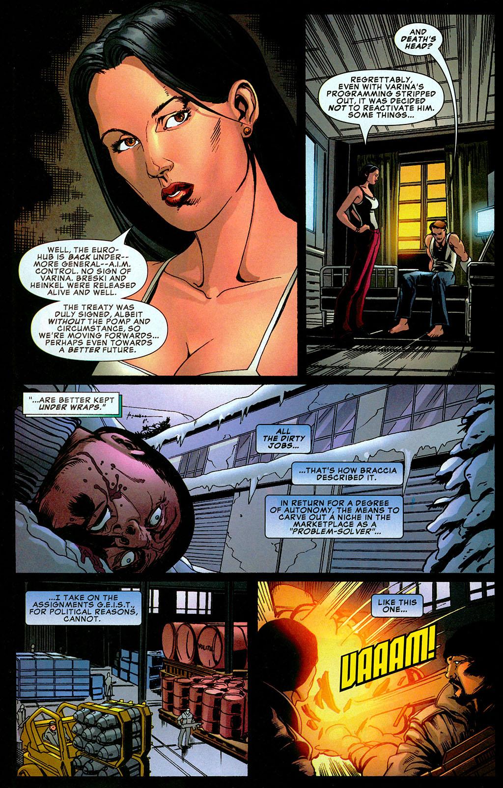 Read online Amazing Fantasy (2004) comic -  Issue #20 - 22