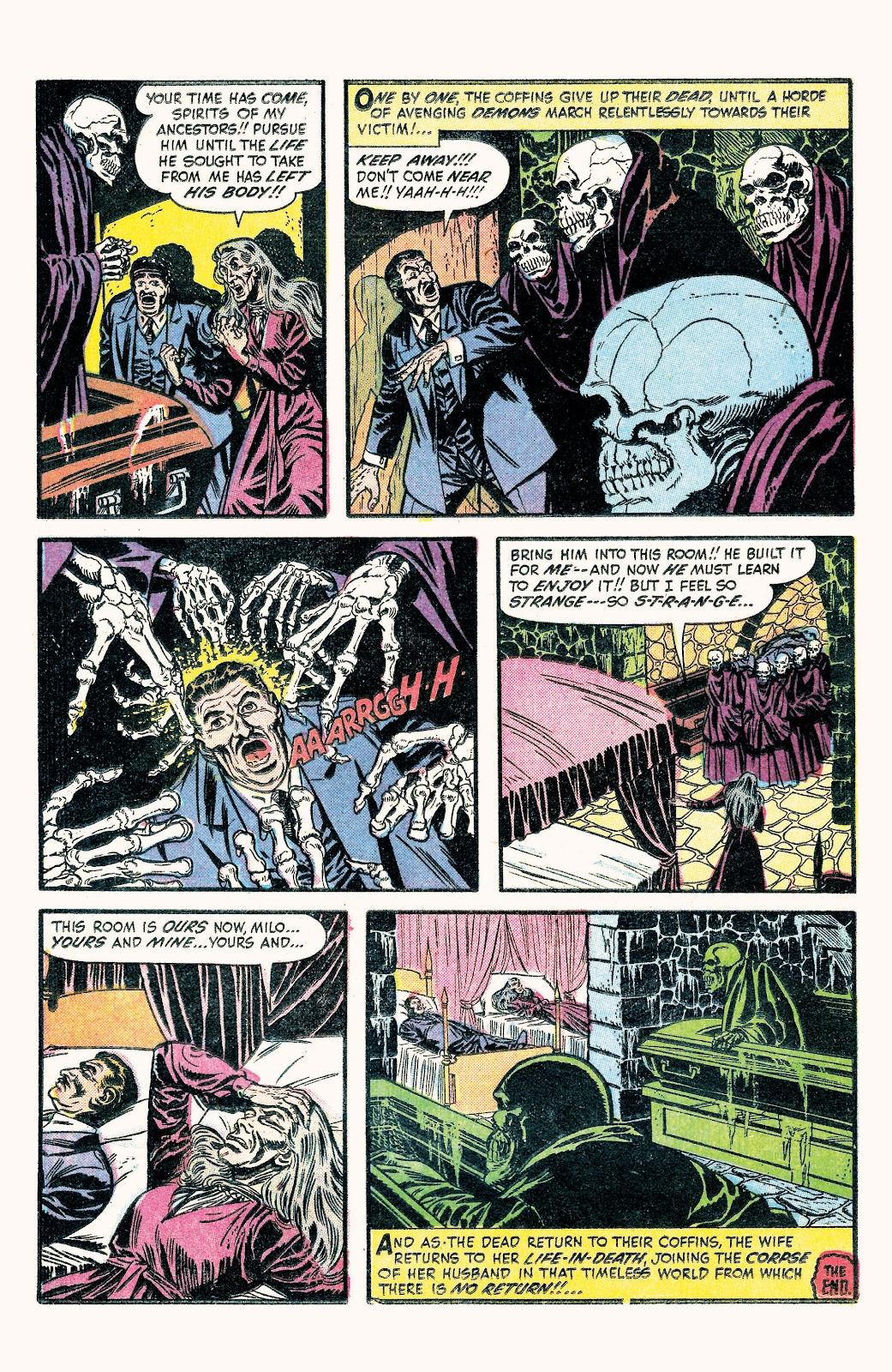Haunted Horror Issue #22 #22 - English 18