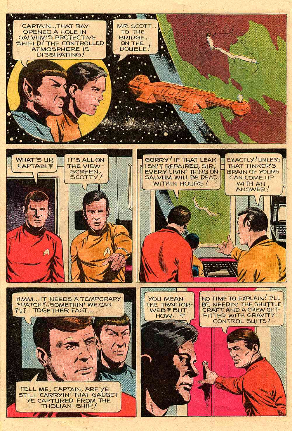 Star Trek (1967) #54 #54 - English 5