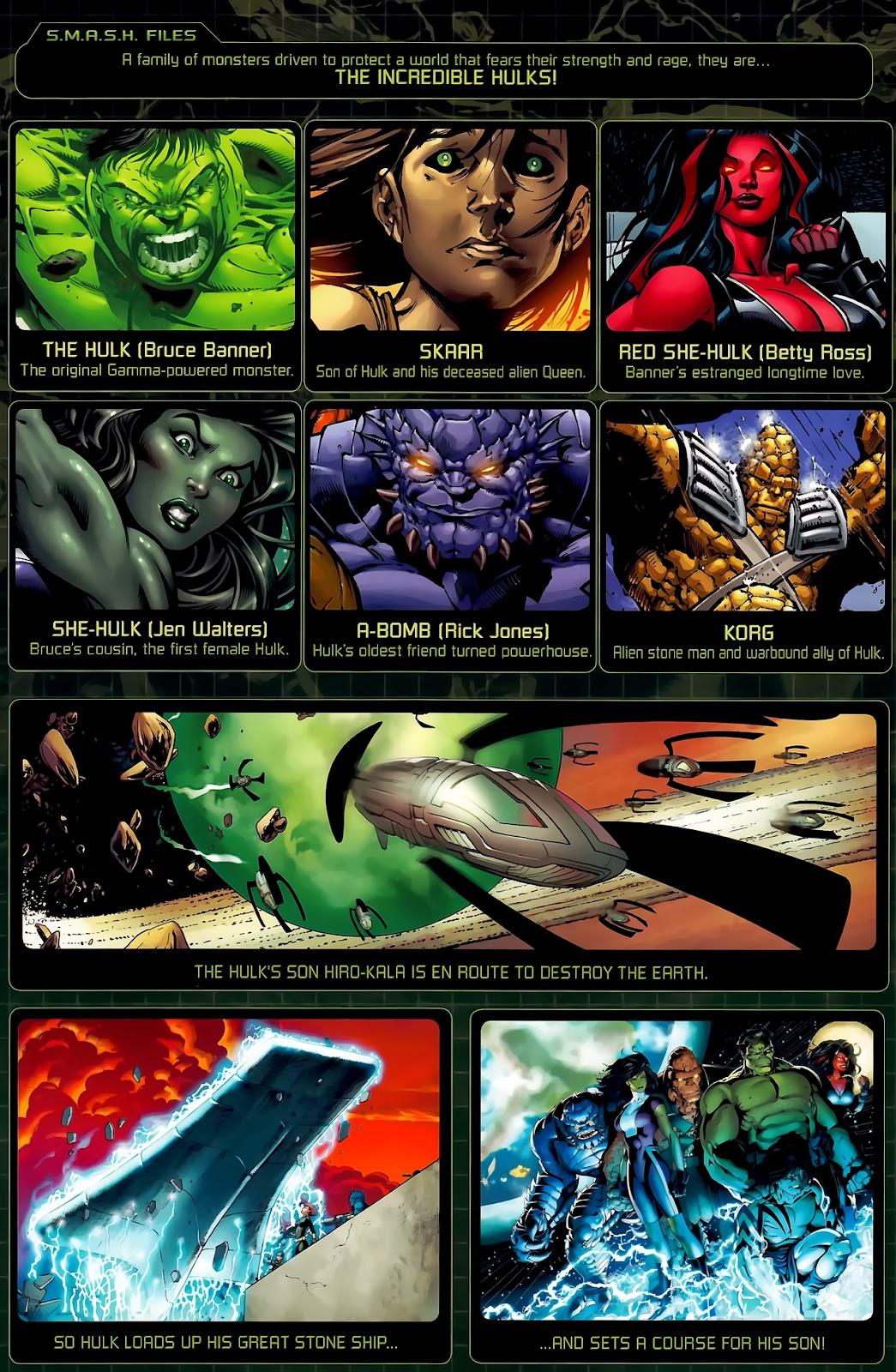 Incredible Hulks (2010) Issue #615 #5 - English 2