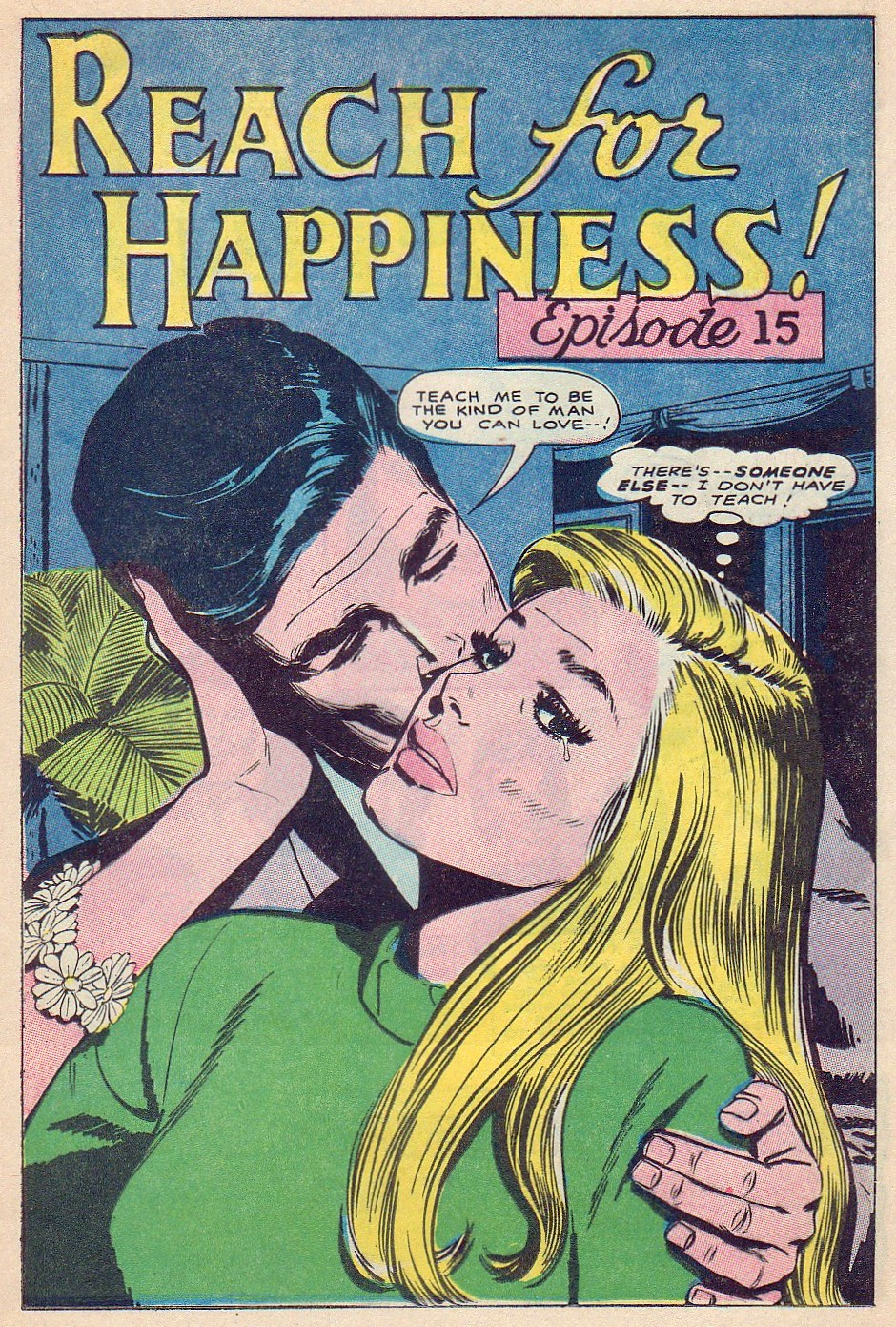 Read online Secret Hearts comic -  Issue #124 - 17