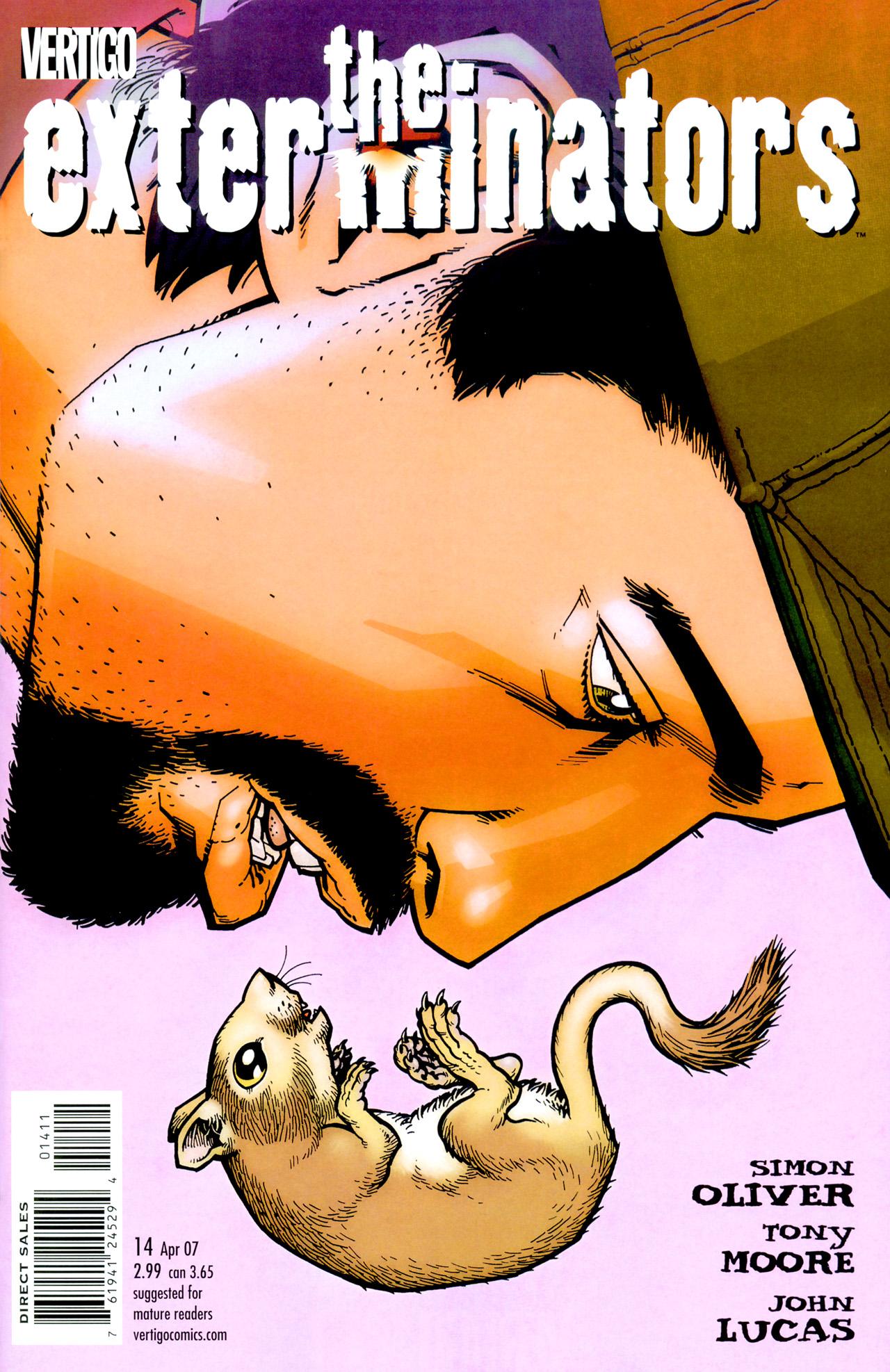 The Exterminators 14 Page 1
