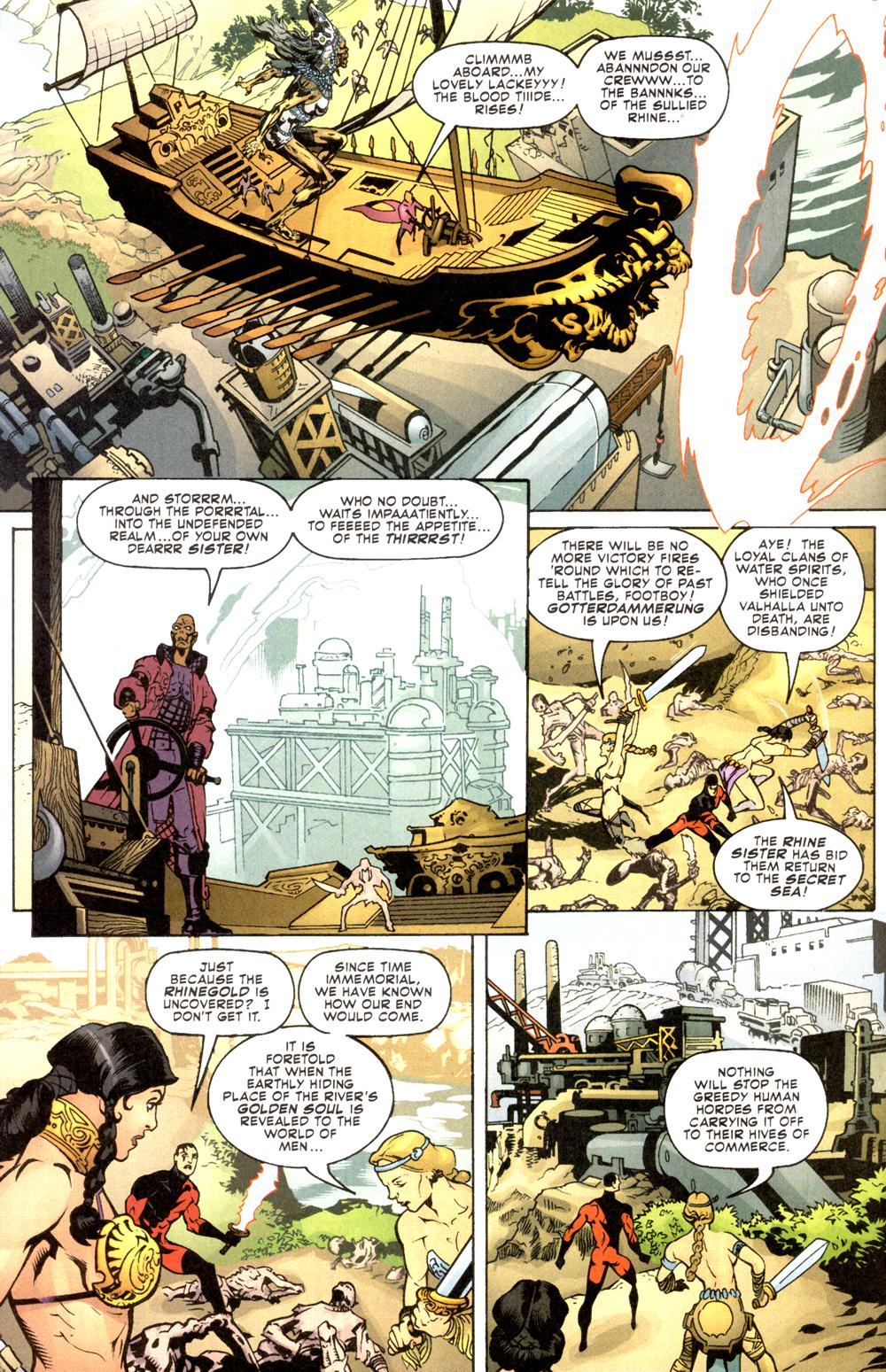 Aquaman (2003) Issue #8 #8 - English 8