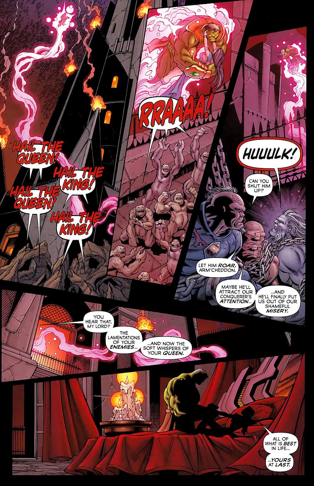 Incredible Hulks (2010) Issue #633 #23 - English 14