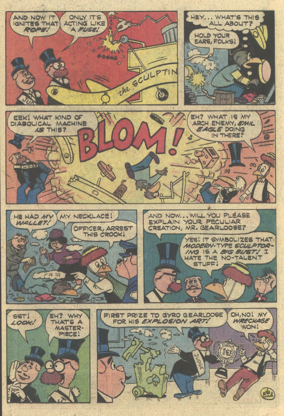 Uncle Scrooge (1953) Issue #170 #170 - English 20