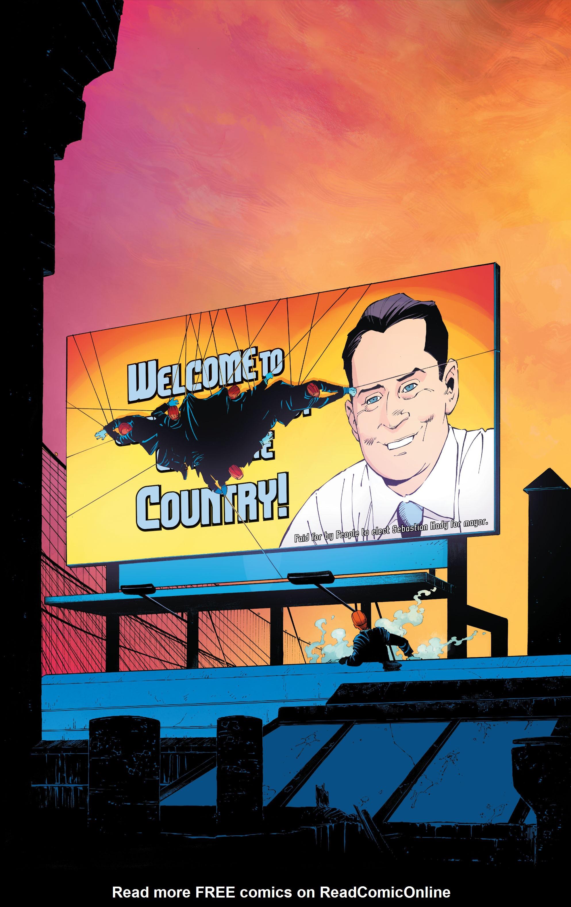 DC Comics: Zero Year chap tpb pic 10