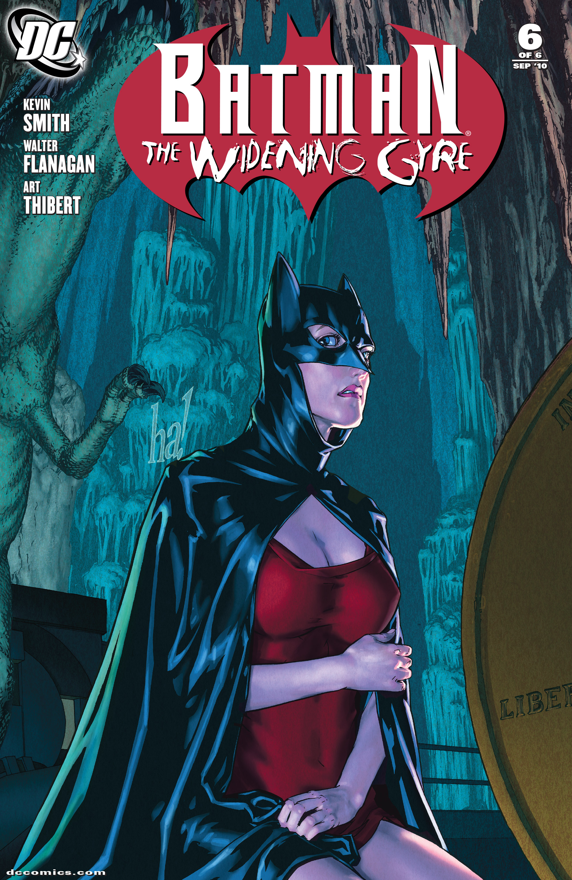Read online Batman: The Widening Gyre comic -  Issue #6 - 2