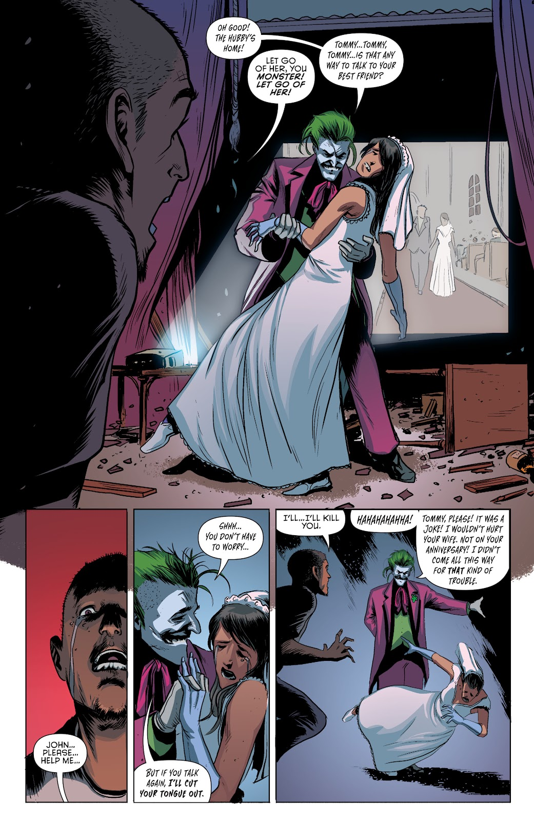 Batman (2011) Annual 3 #13 - English 27