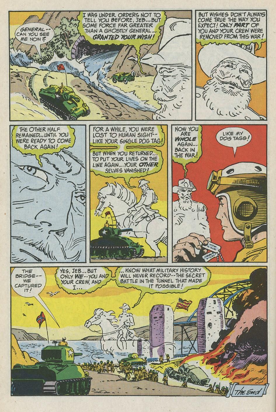 G.I. Combat (1952) Issue #288 #288 - English 21