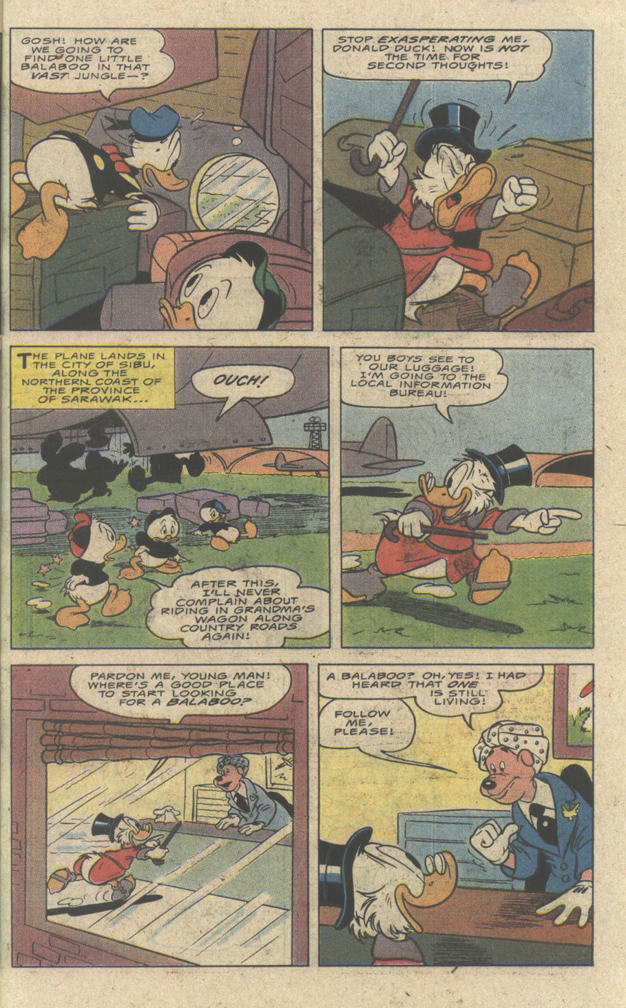 Uncle Scrooge (1953) Issue #242 #242 - English 15