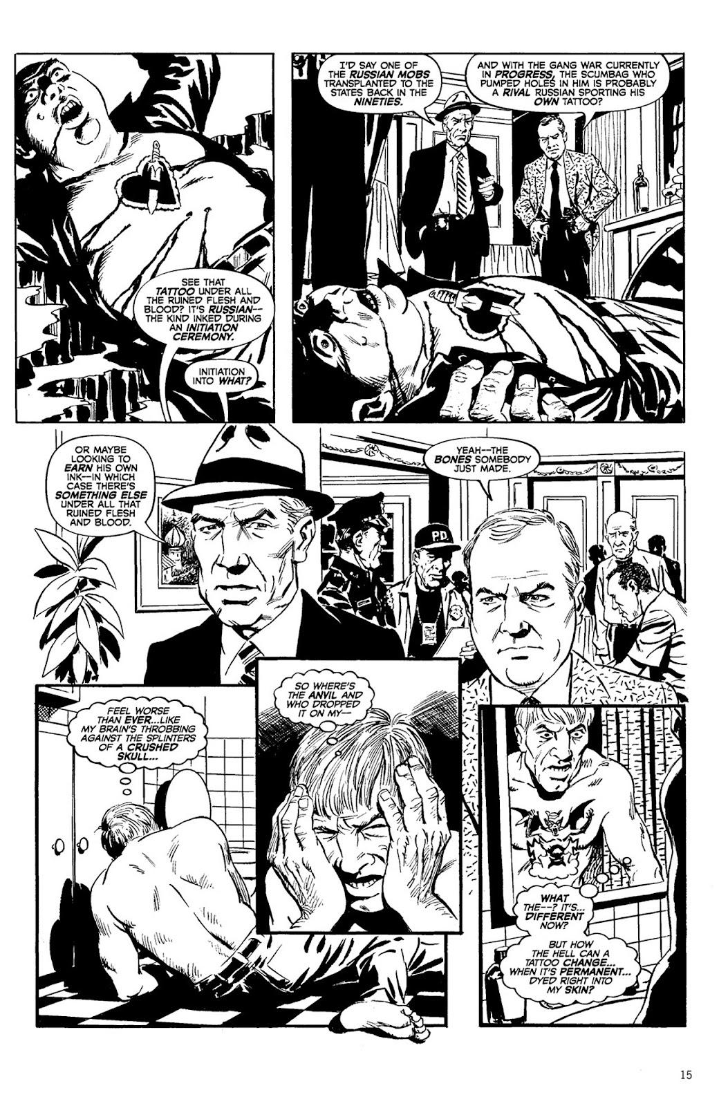 Creepy (2009) Issue #3 #3 - English 17