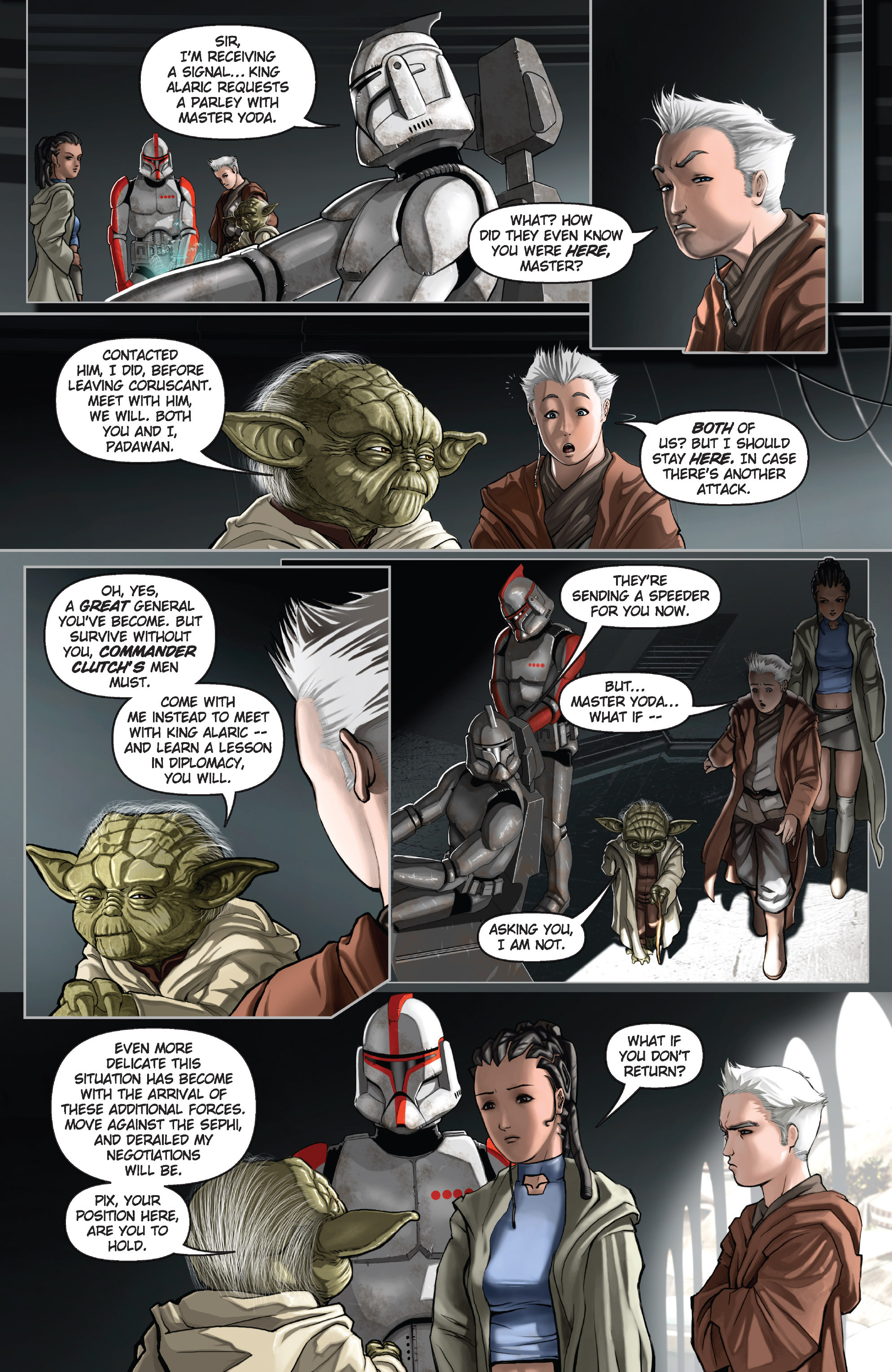 Star Wars Legends Epic Collection: The Clone Wars chap 2 pic 159