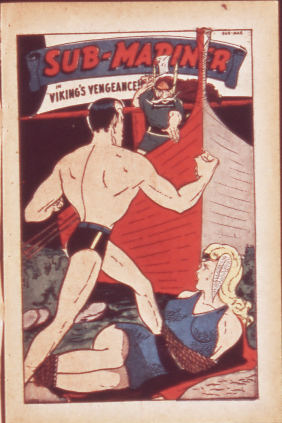 Sub-Mariner Comics #24 #24 - English 3