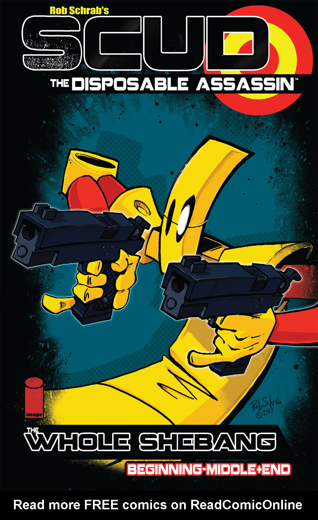 Read online Scud: The Disposable Assassin: The Whole Shebang comic -  Issue # TPB (Part 1) - 1