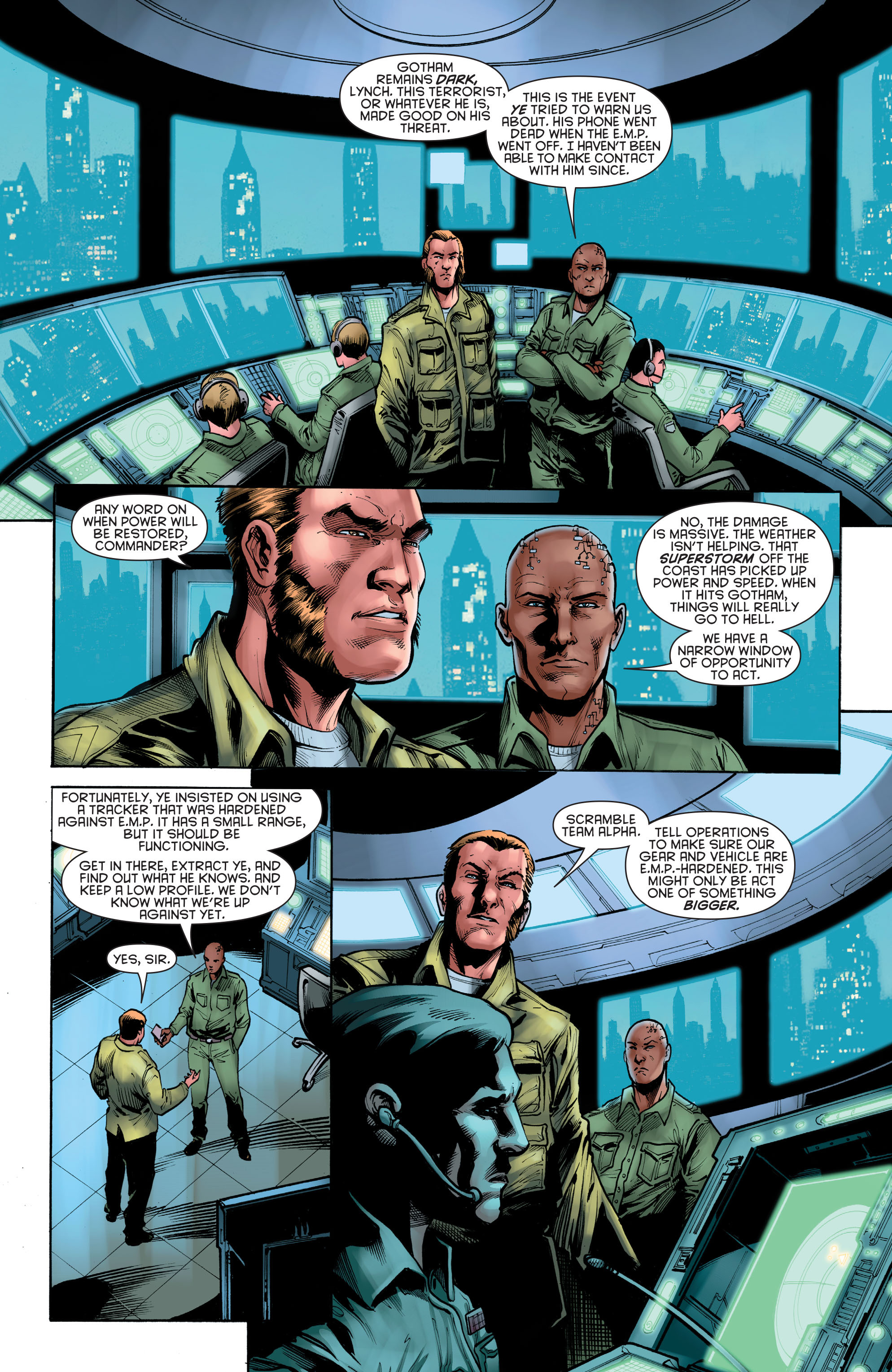DC Comics: Zero Year chap tpb pic 186