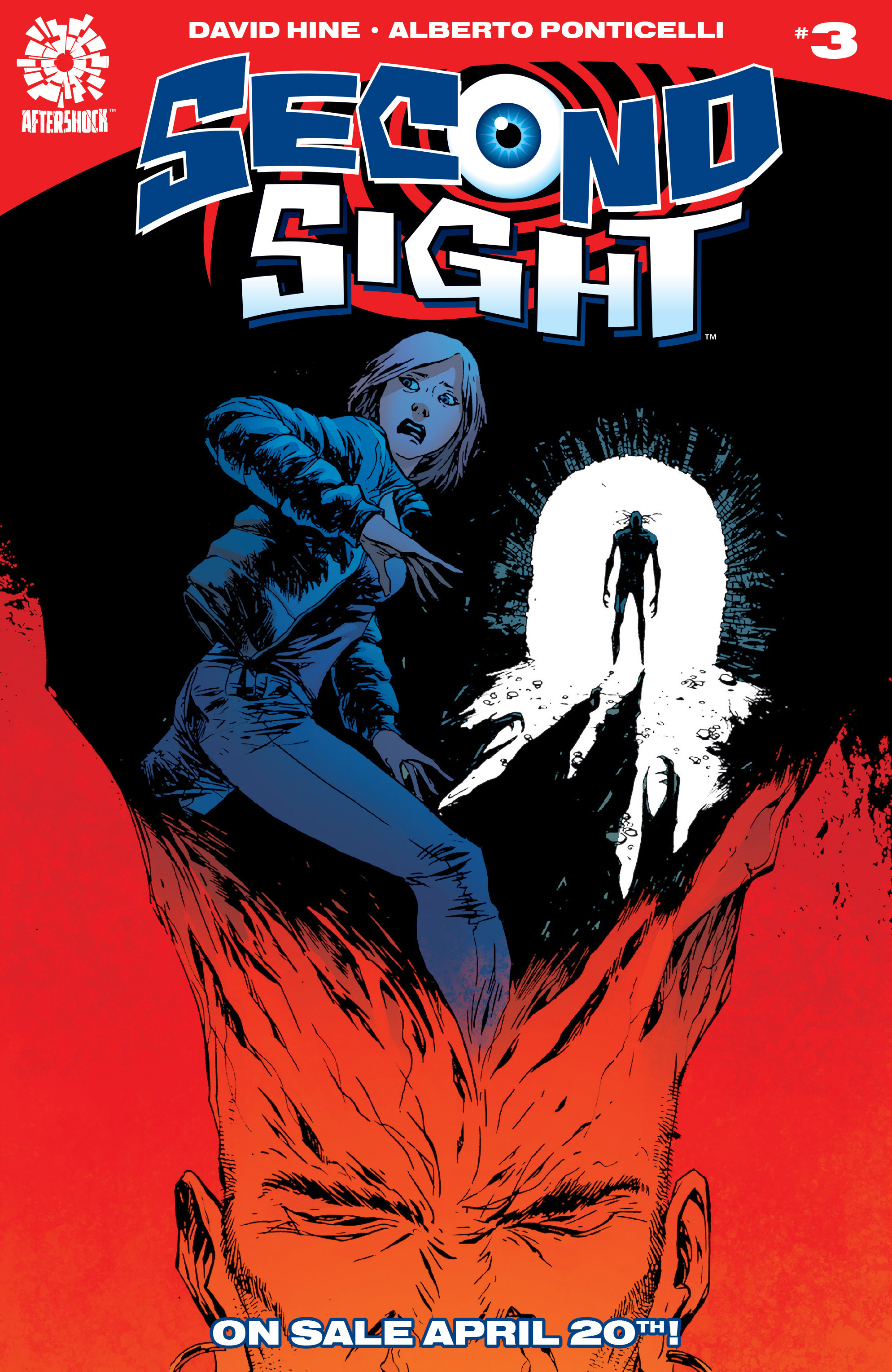 Read online Second Sight comic -  Issue #1 - 24