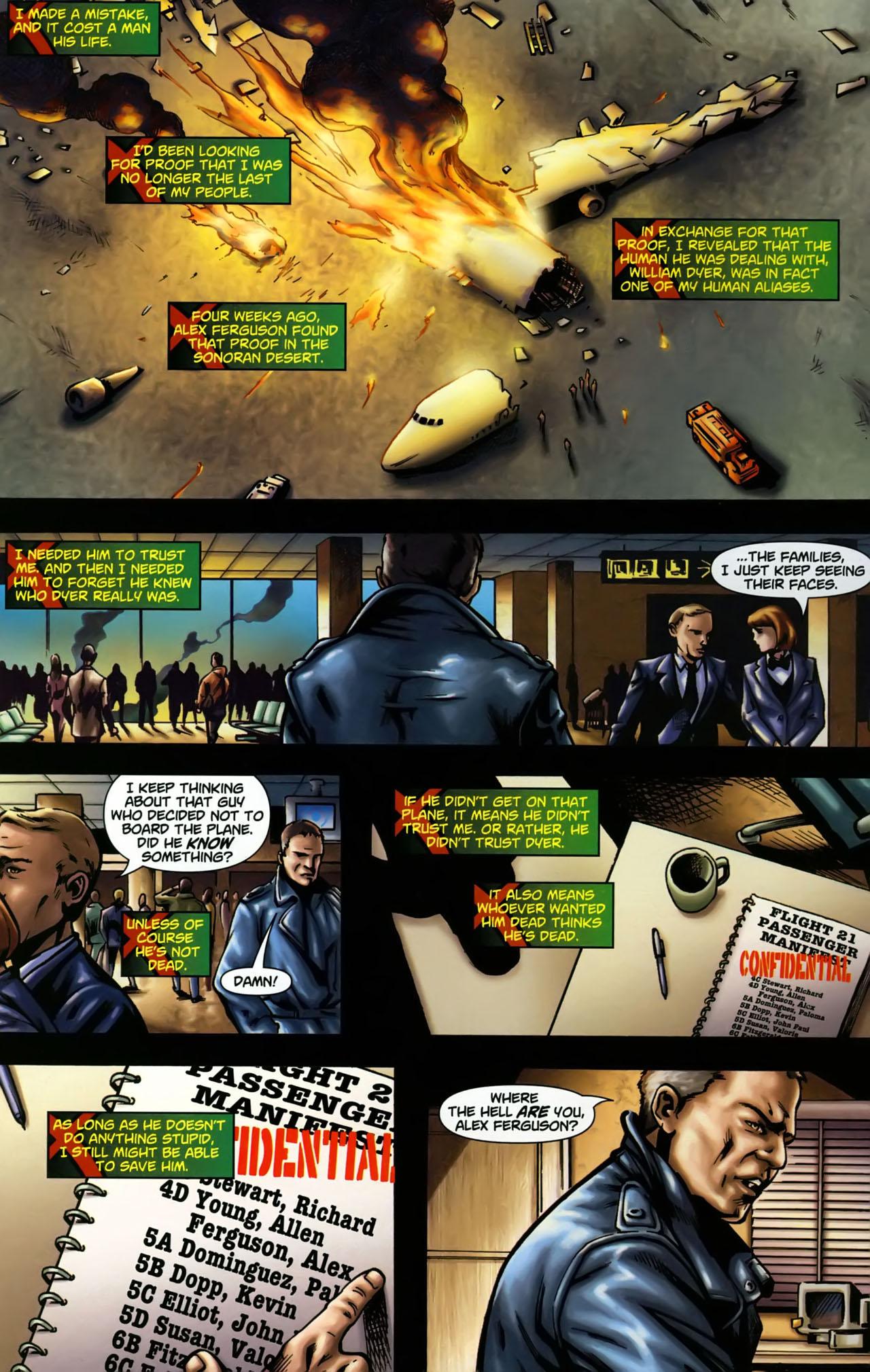 Read online Martian Manhunter (2006) comic -  Issue #3 - 4