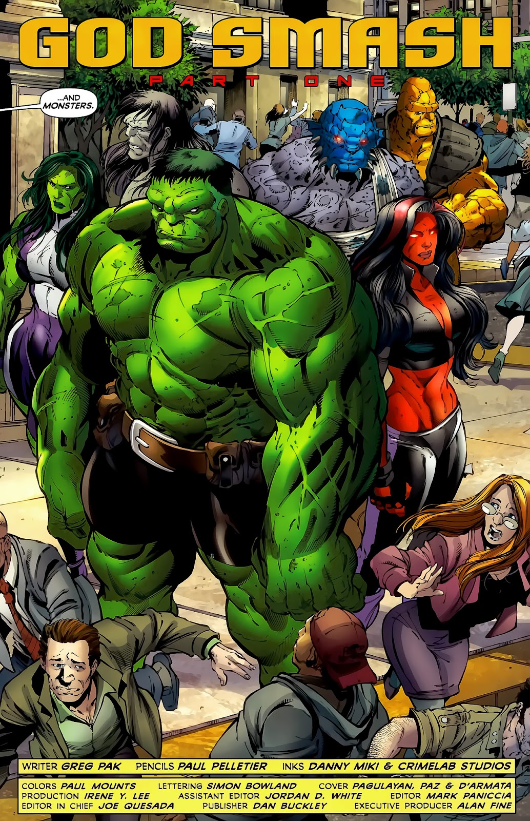 Incredible Hulks (2010) Issue #621 #11 - English 4