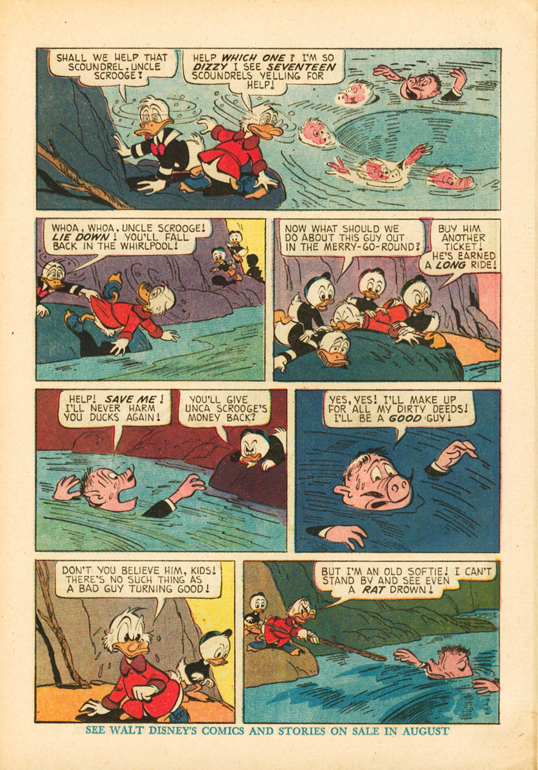 Uncle Scrooge (1953) Issue #52 #52 - English 21