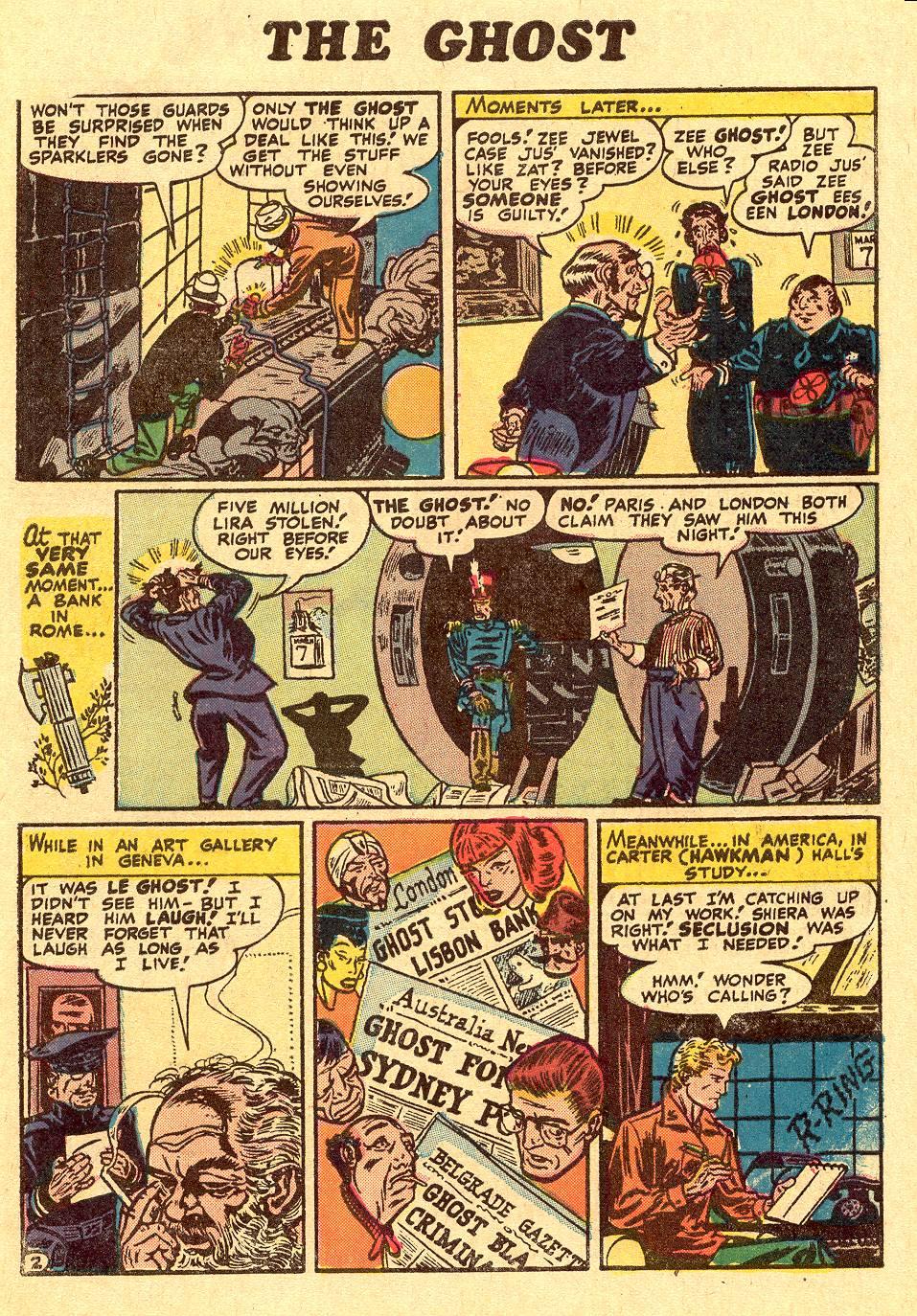 Read online Secret Origins (1973) comic -  Issue #1 - 7