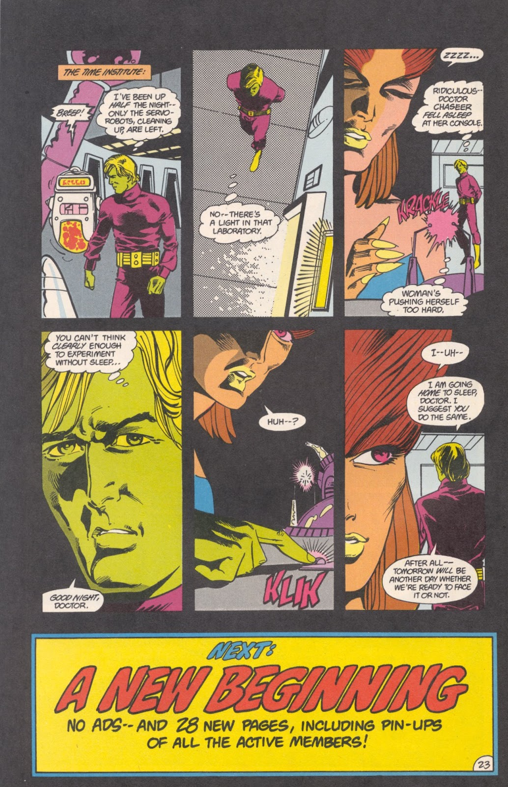 Tales of the Legion Issue #341 #28 - English 24