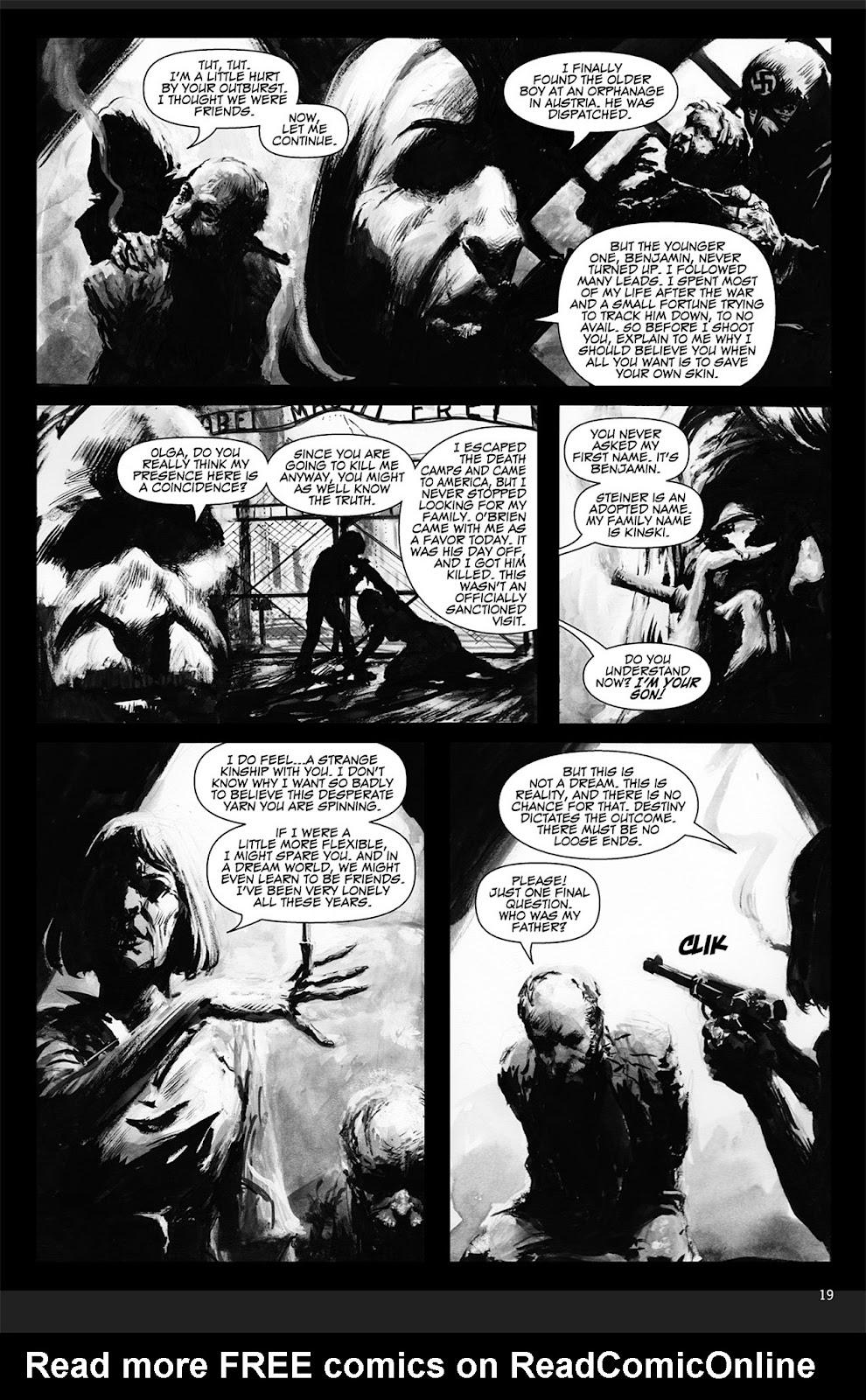 Creepy (2009) Issue #4 #4 - English 21