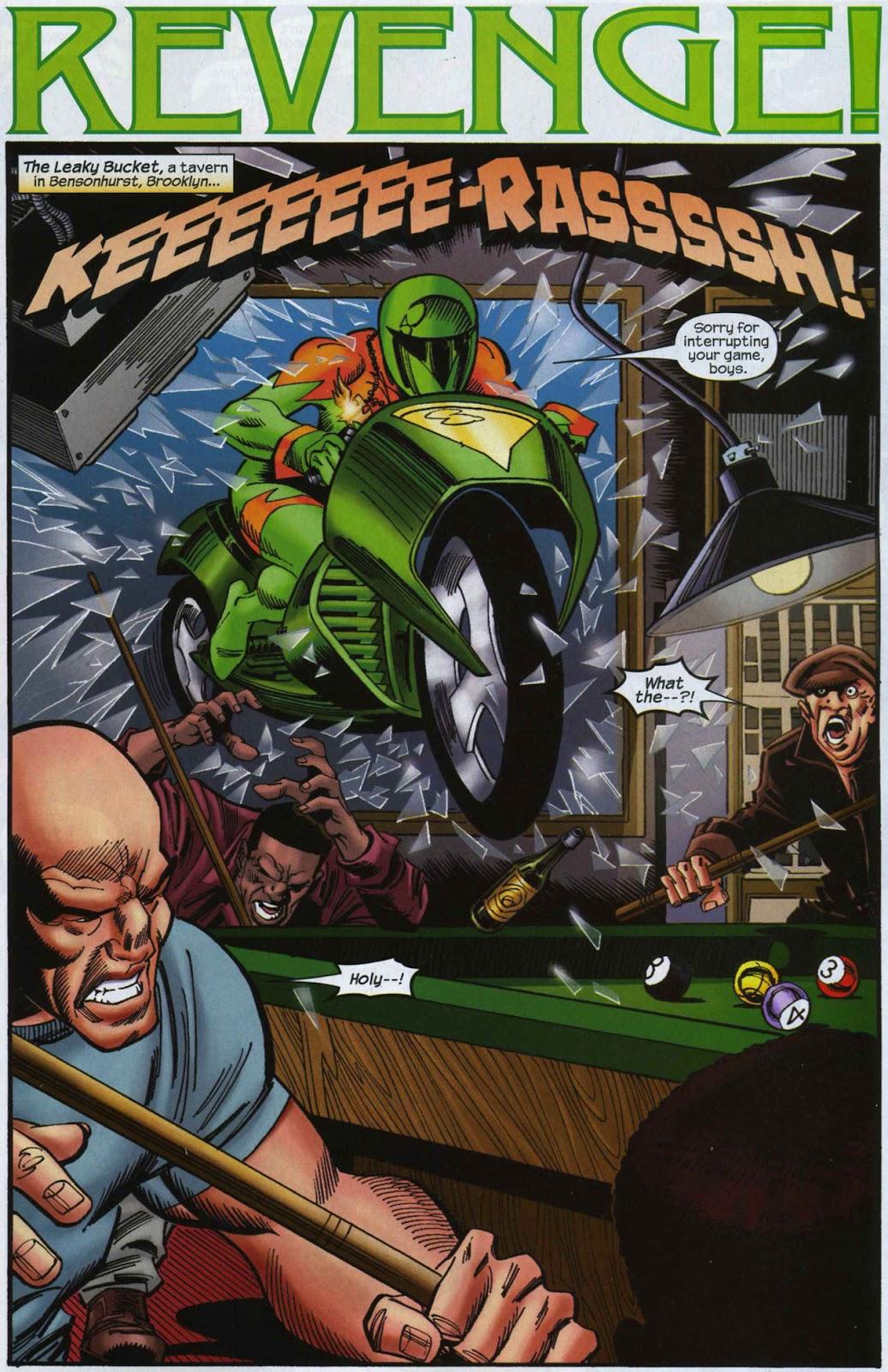 Amazing Spider-Girl Issue #7 #8 - English 3