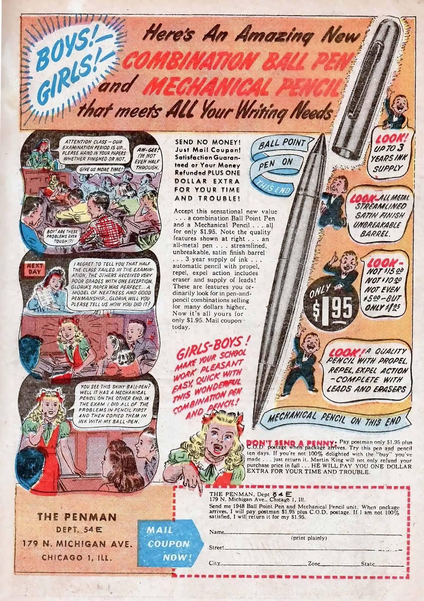 Sub-Mariner Comics #27 #27 - English 13