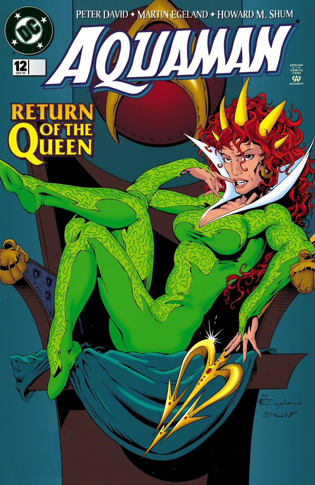 Aquaman (1994) Issue #12 #18 - English 1