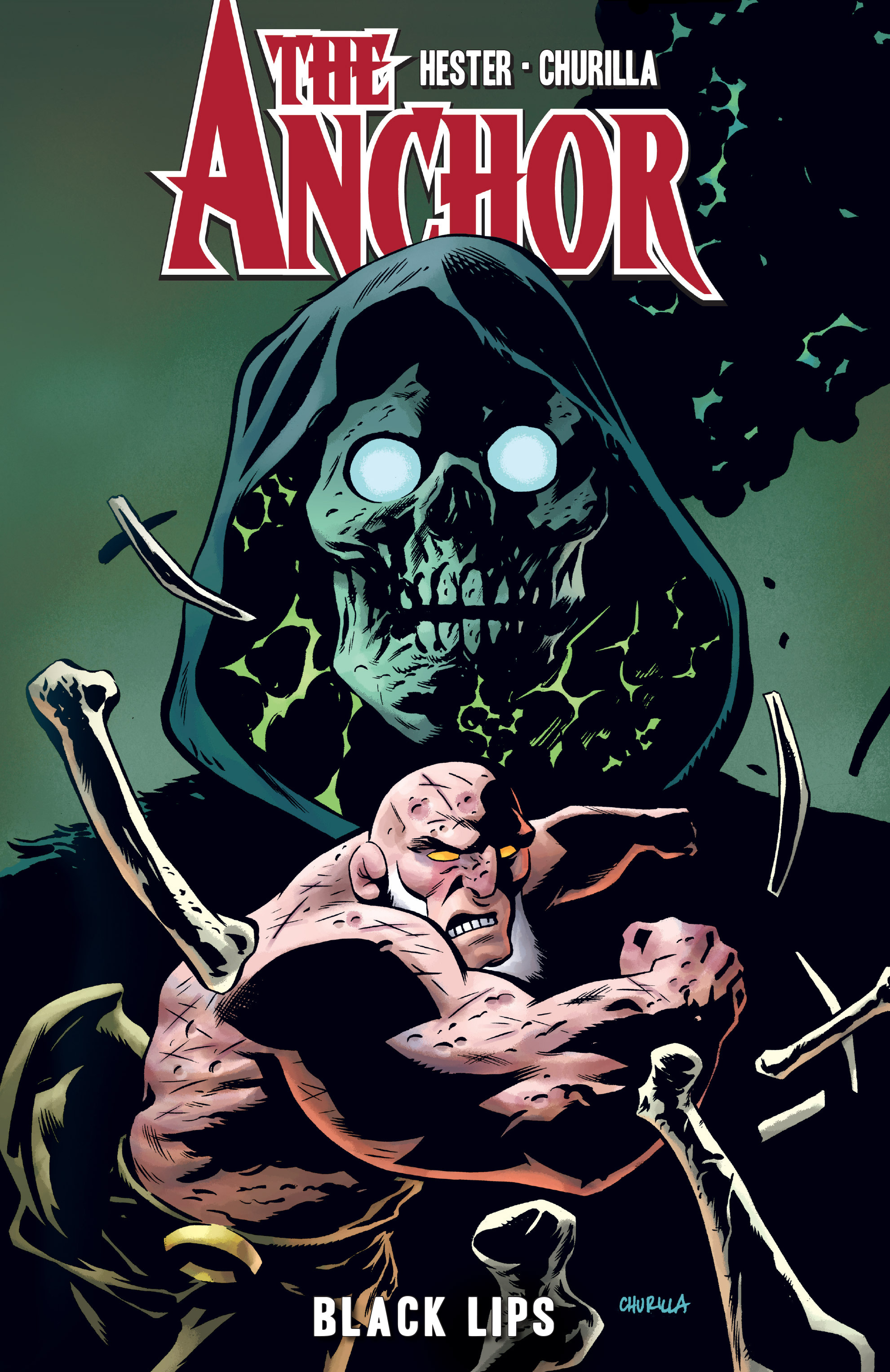 Read online The Anchor comic -  Issue # TPB 2 - 1