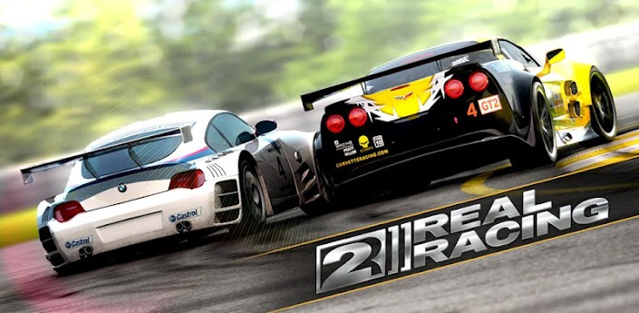 Real Racing 2 Apk v000853 (Unlimited Money)