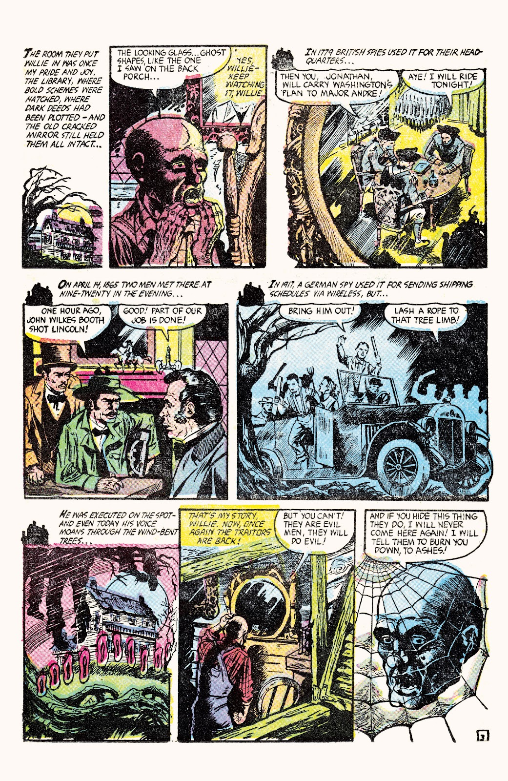 Haunted Horror Issue #27 #27 - English 39