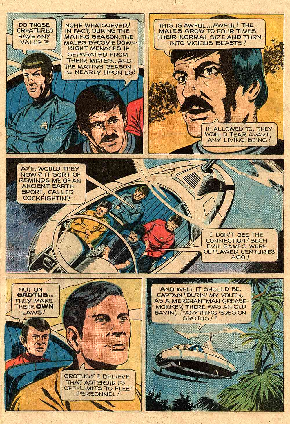 Star Trek (1967) #54 #54 - English 10
