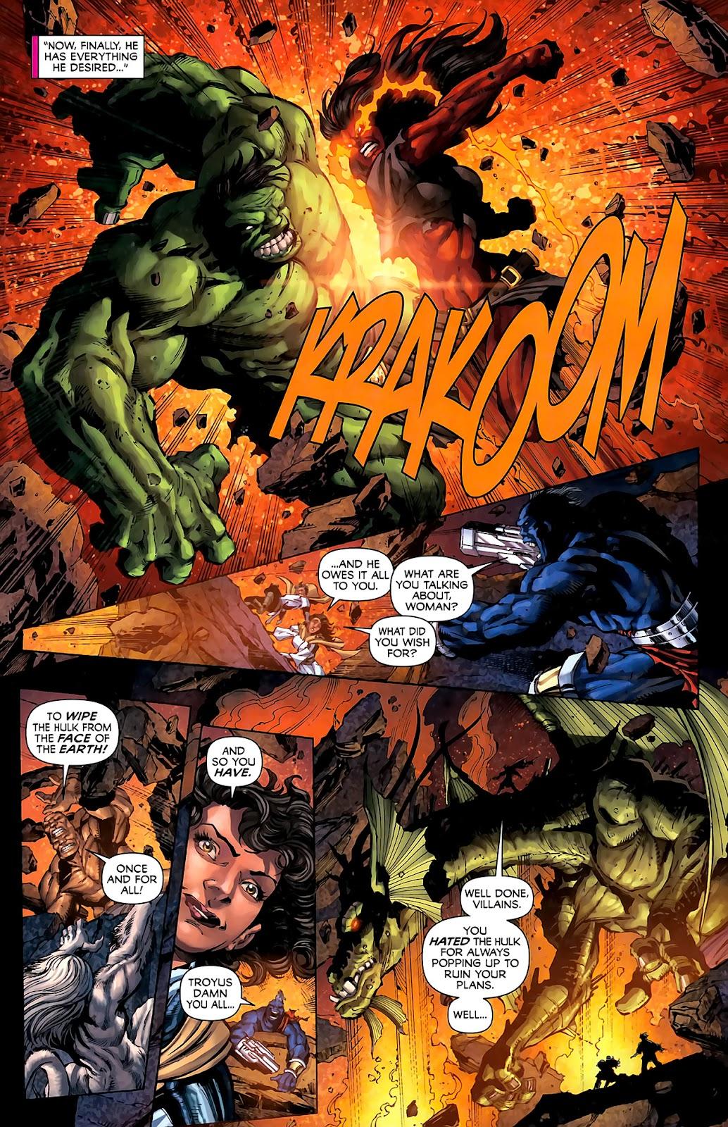 Incredible Hulks (2010) Issue #634 #24 - English 17
