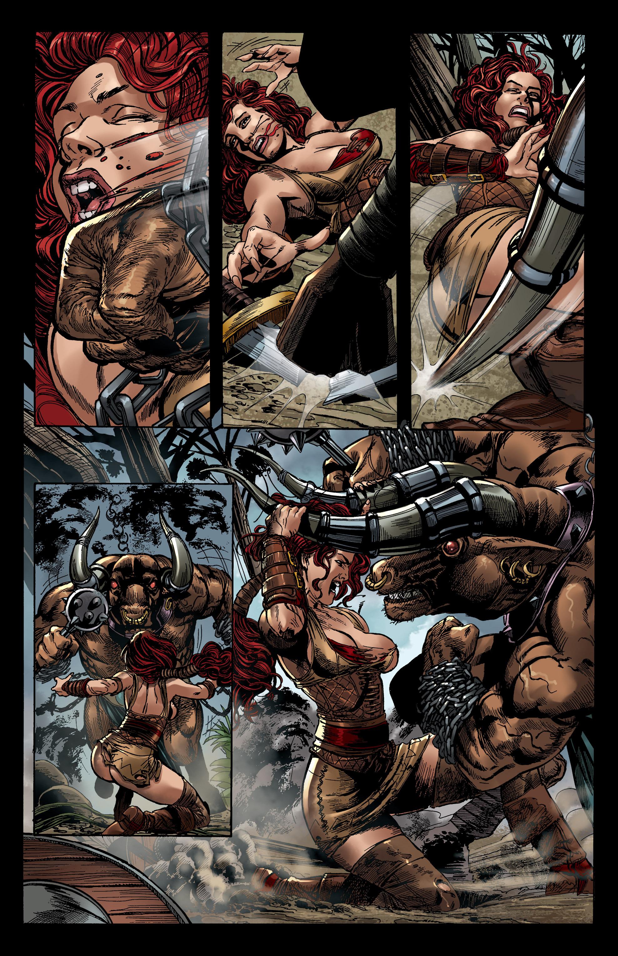 Read online Belladonna comic -  Issue #0 - 8