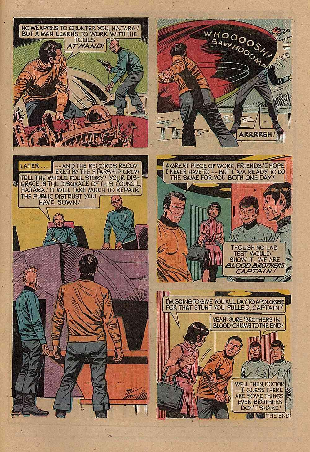 Star Trek (1967) Issue #24 #24 - English 26