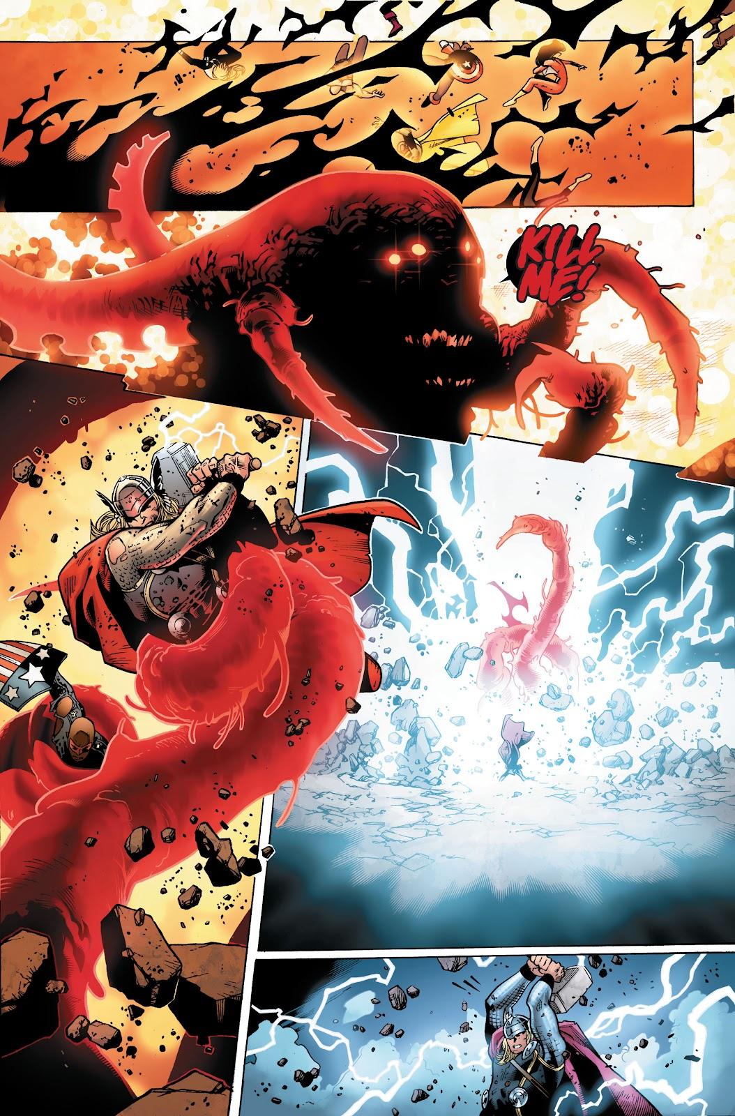 Siege (2010) Issue #4 #4 - English 18
