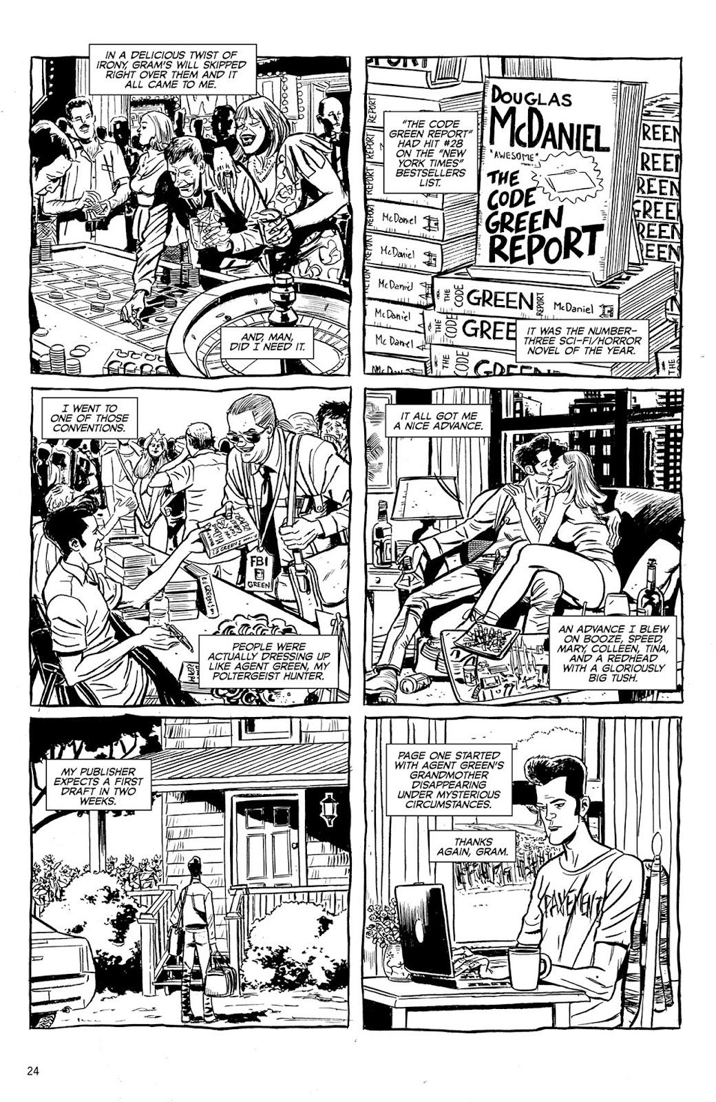 Creepy (2009) Issue #5 #5 - English 26
