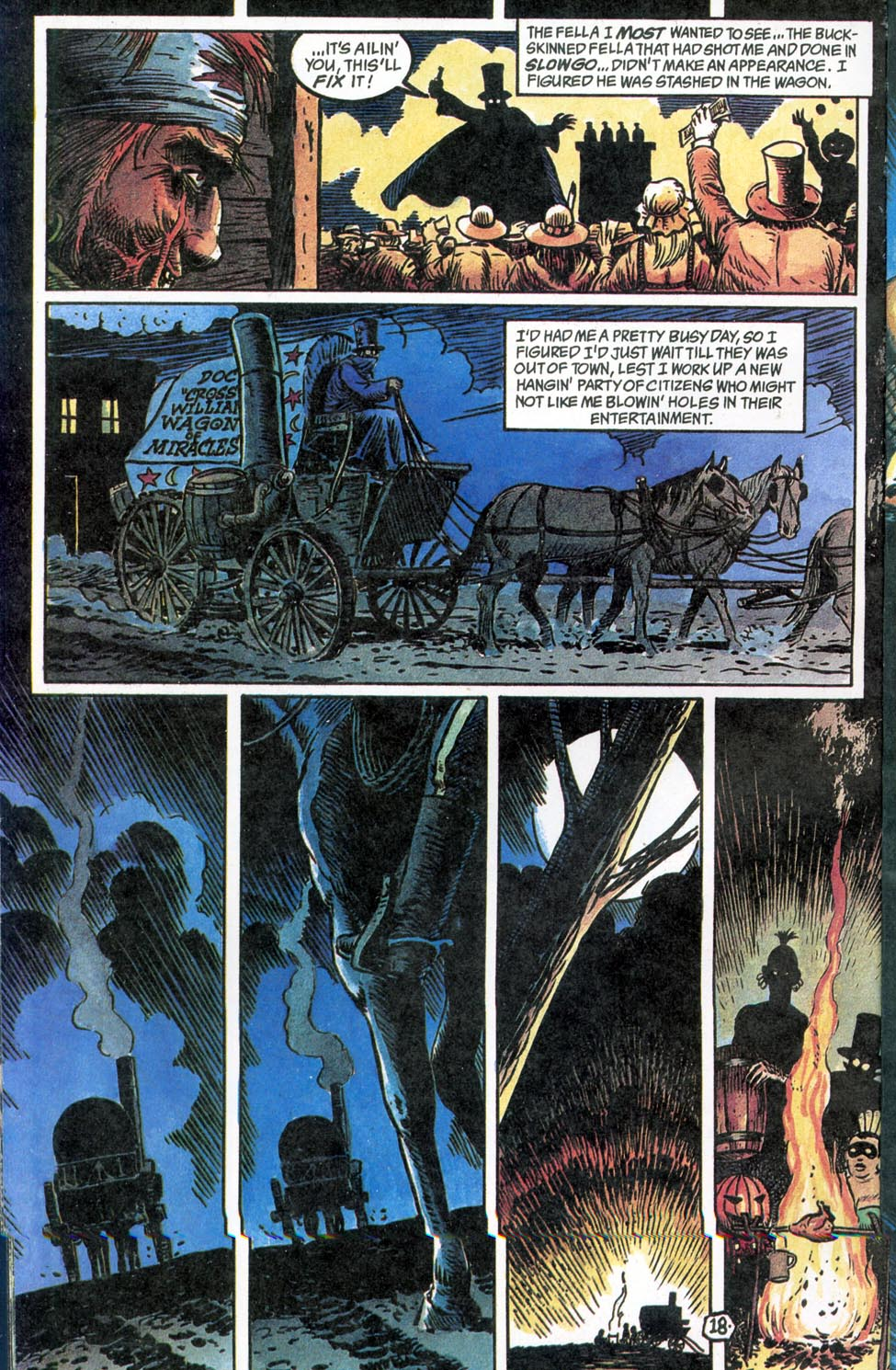 Jonah Hex: Two-Gun Mojo Issue #3 #3 - English 20