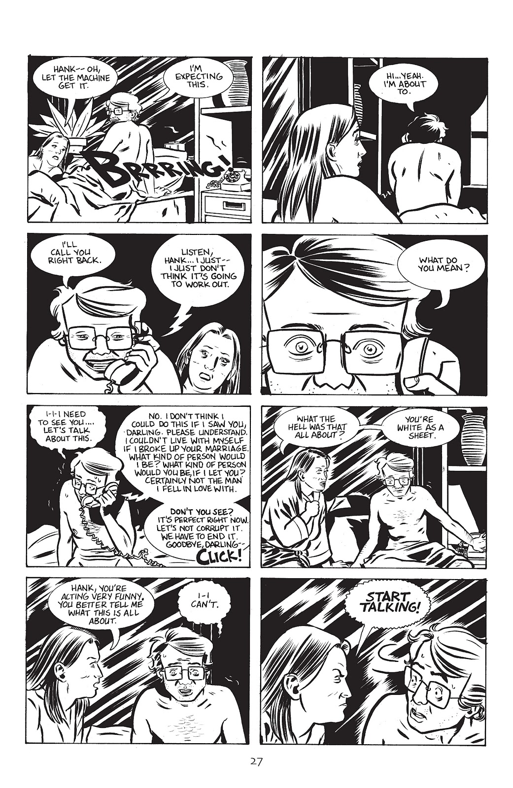 Stray Bullets Issue #16 #16 - English 29