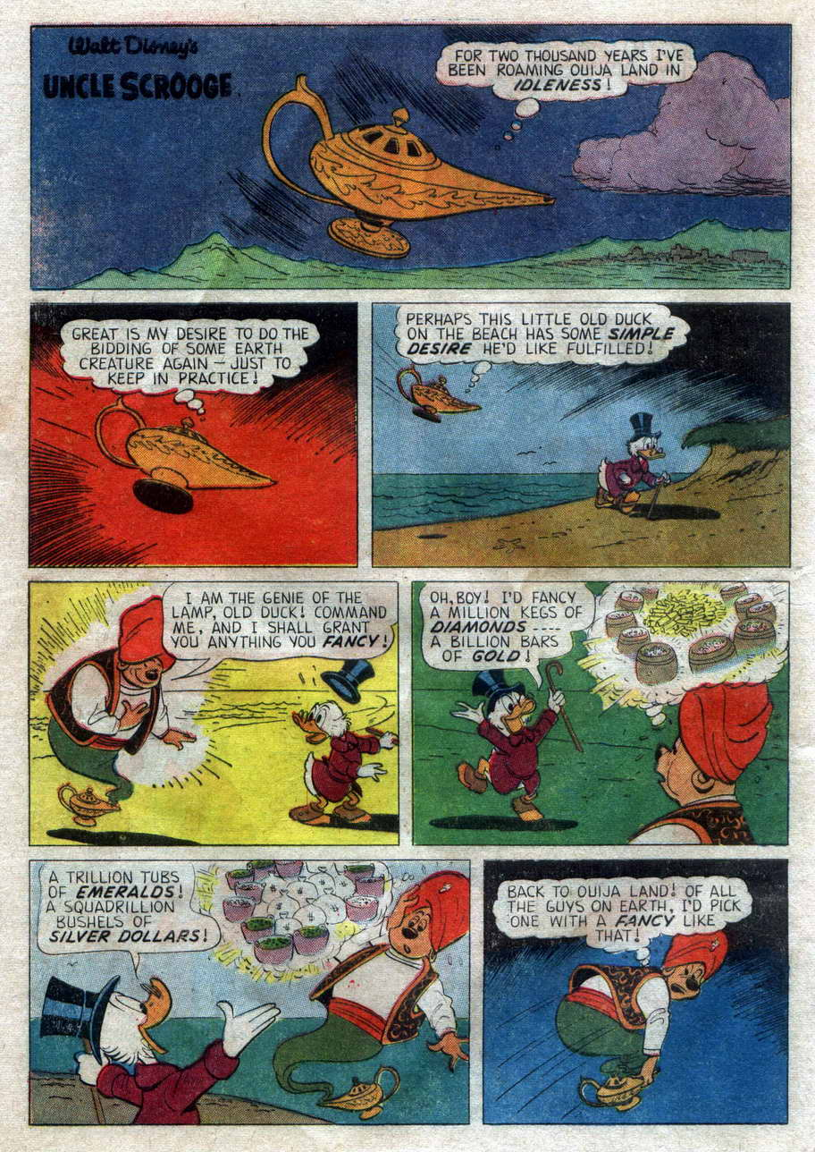 Uncle Scrooge (1953) Issue #42 #42 - English 28