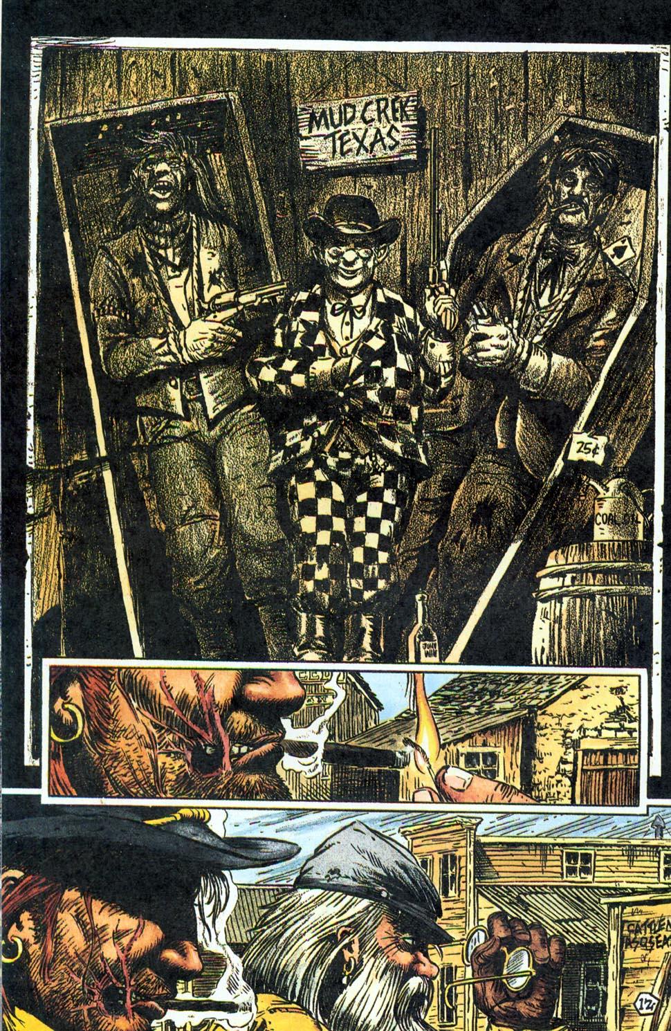 Jonah Hex: Two-Gun Mojo Issue #1 #1 - English 14