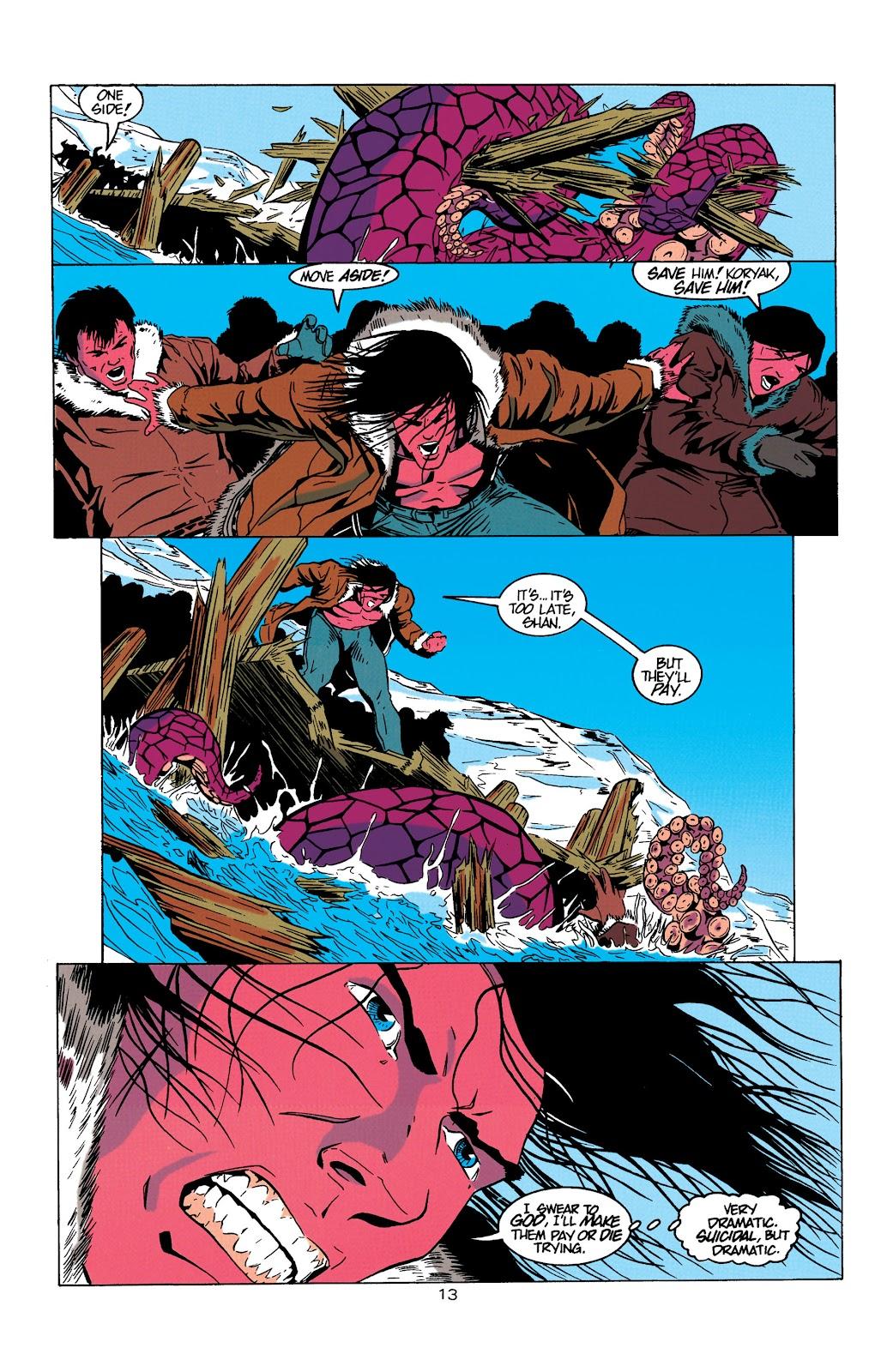 Aquaman (1994) Issue #5 #11 - English 14