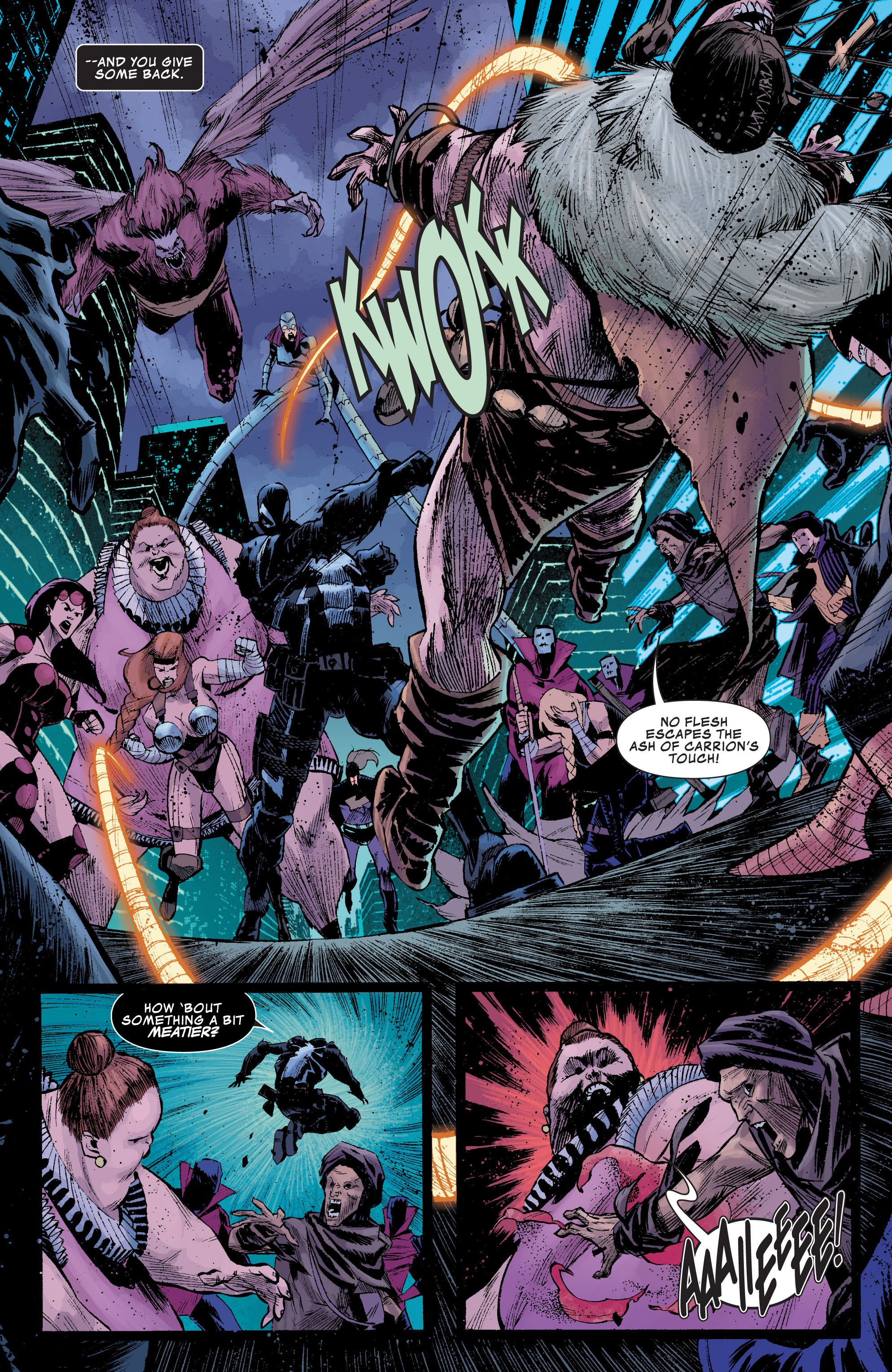 Read online Secret Avengers (2010) comic -  Issue #32 - 7