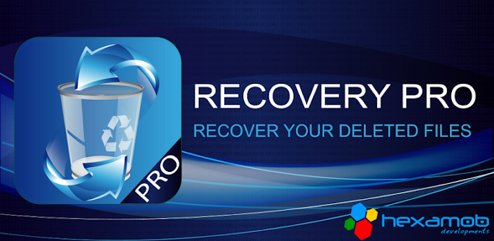 Hexamob Recovery PRO * ROOT * Apk v5.0