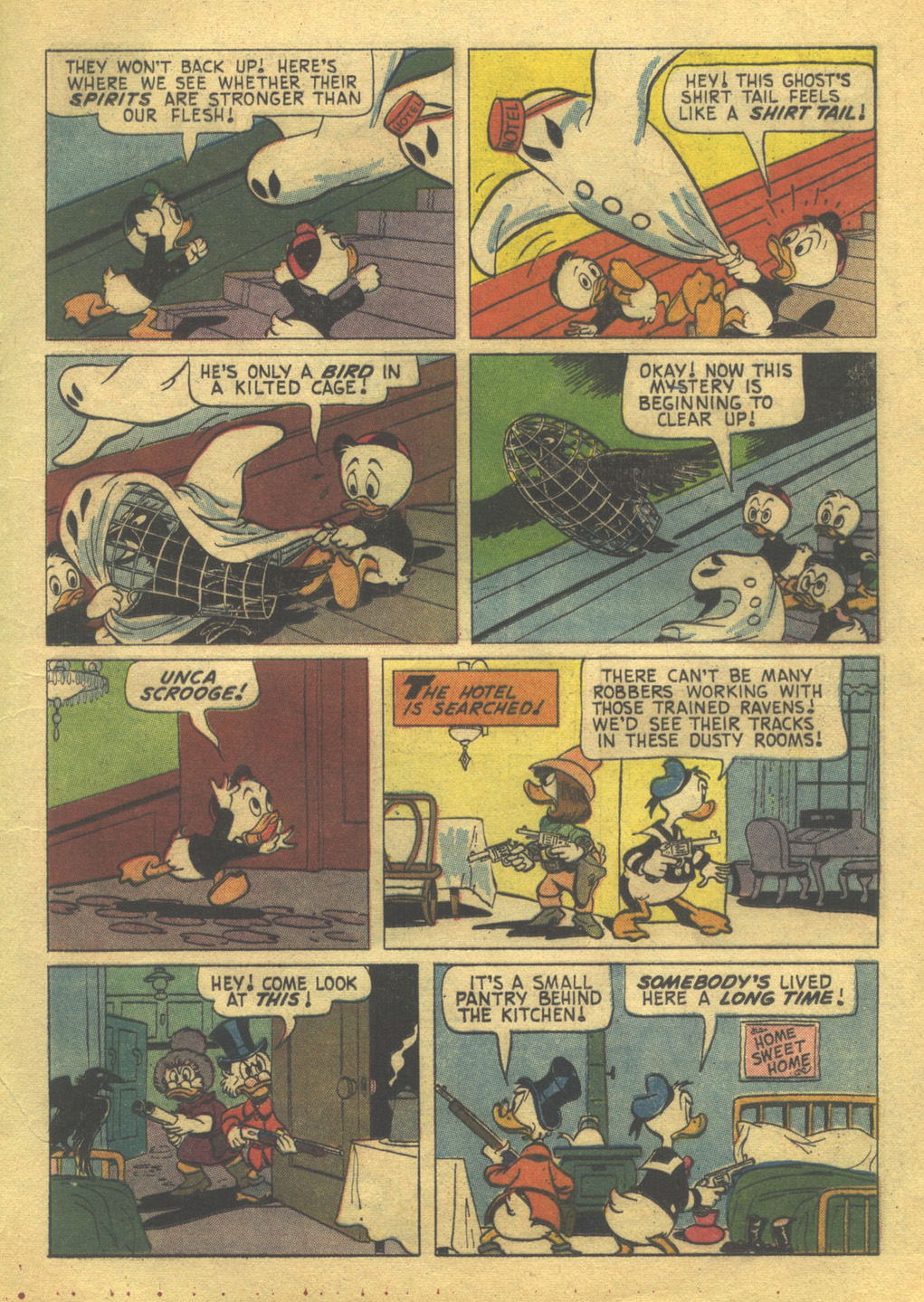 Uncle Scrooge (1953) Issue #56 #56 - English 21