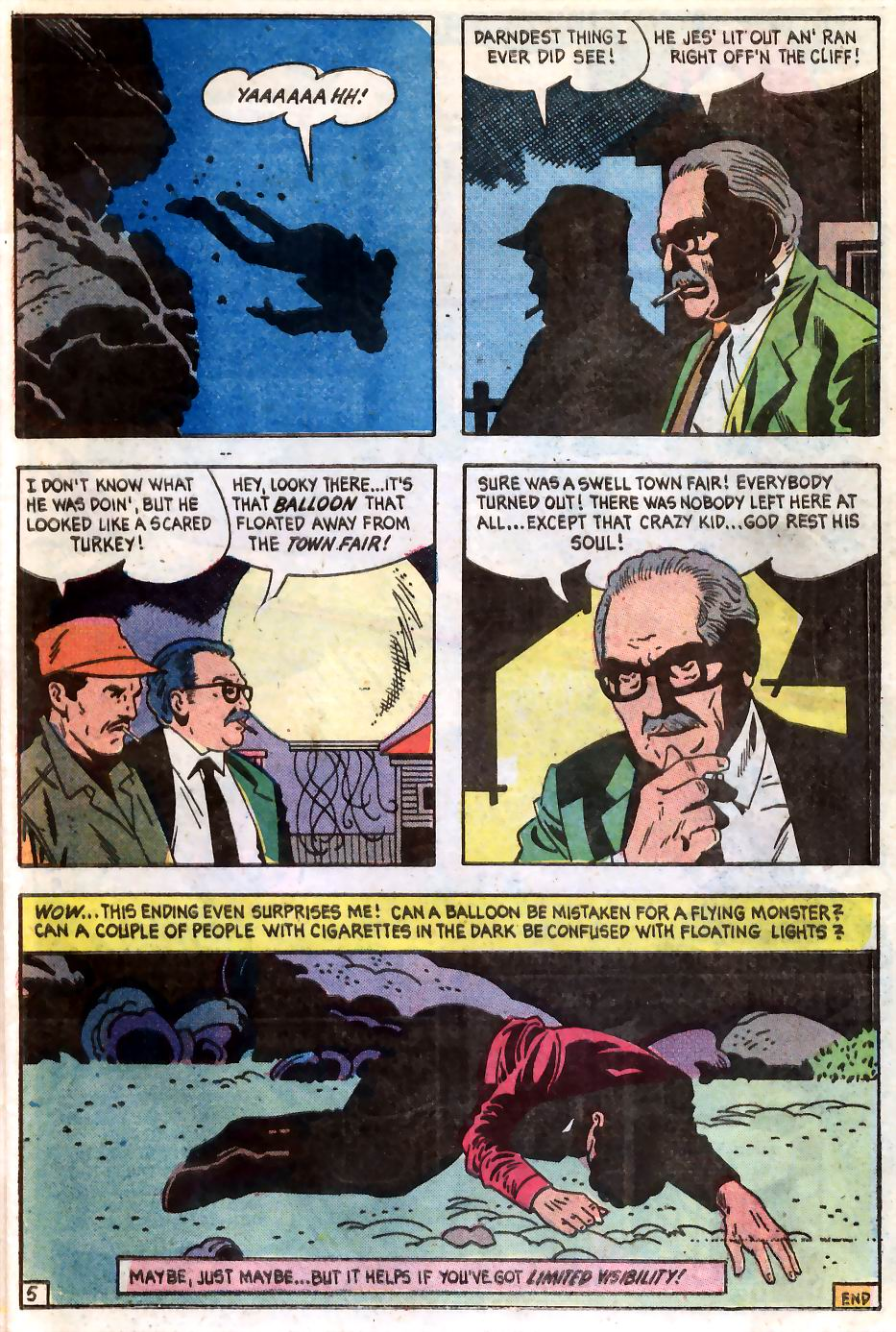 Read online Scary Tales comic -  Issue #2 - 7